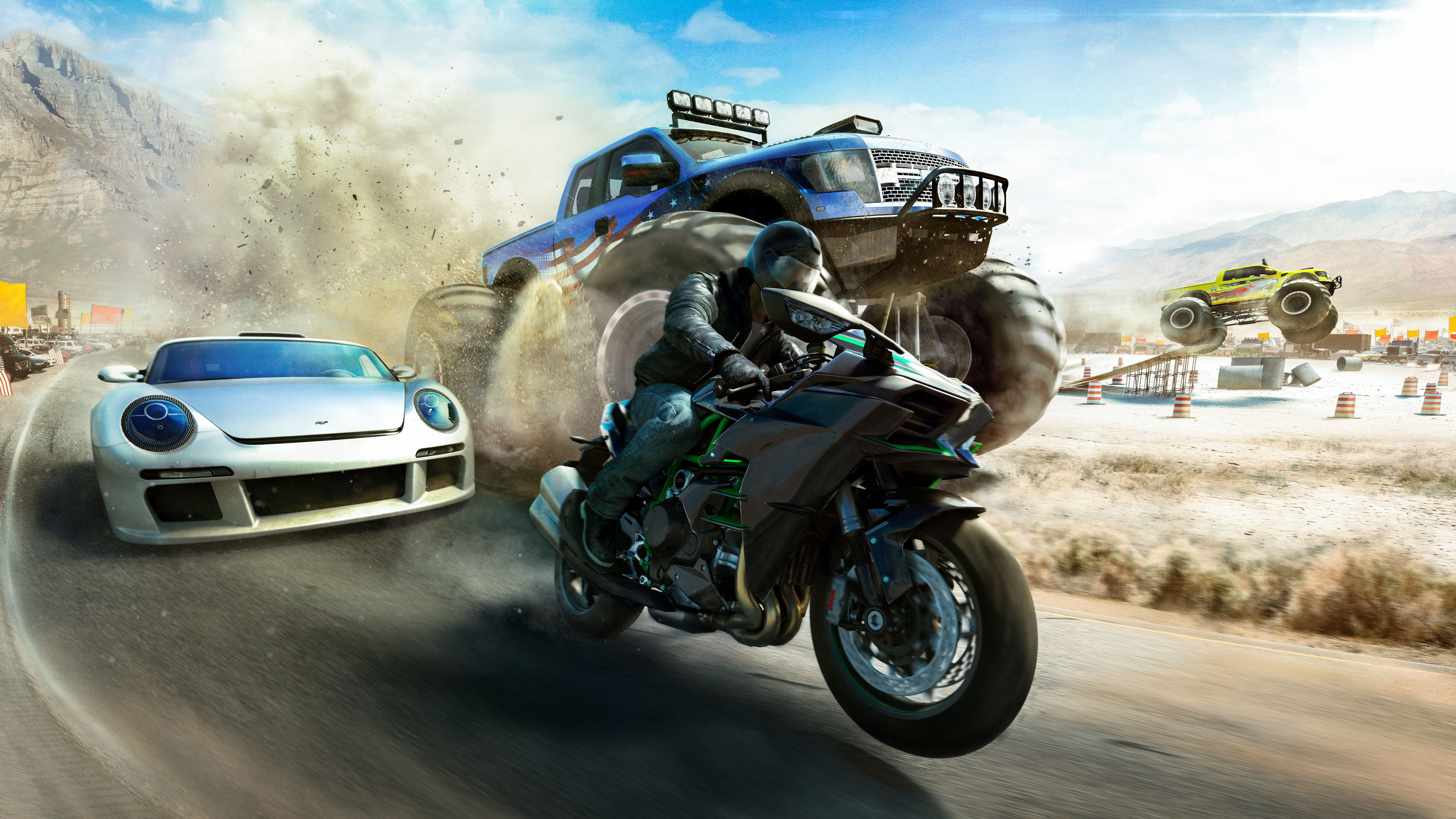 the crew wild run 1535966050 - The Crew Wild Run - the crew wallpapers, games wallpapers