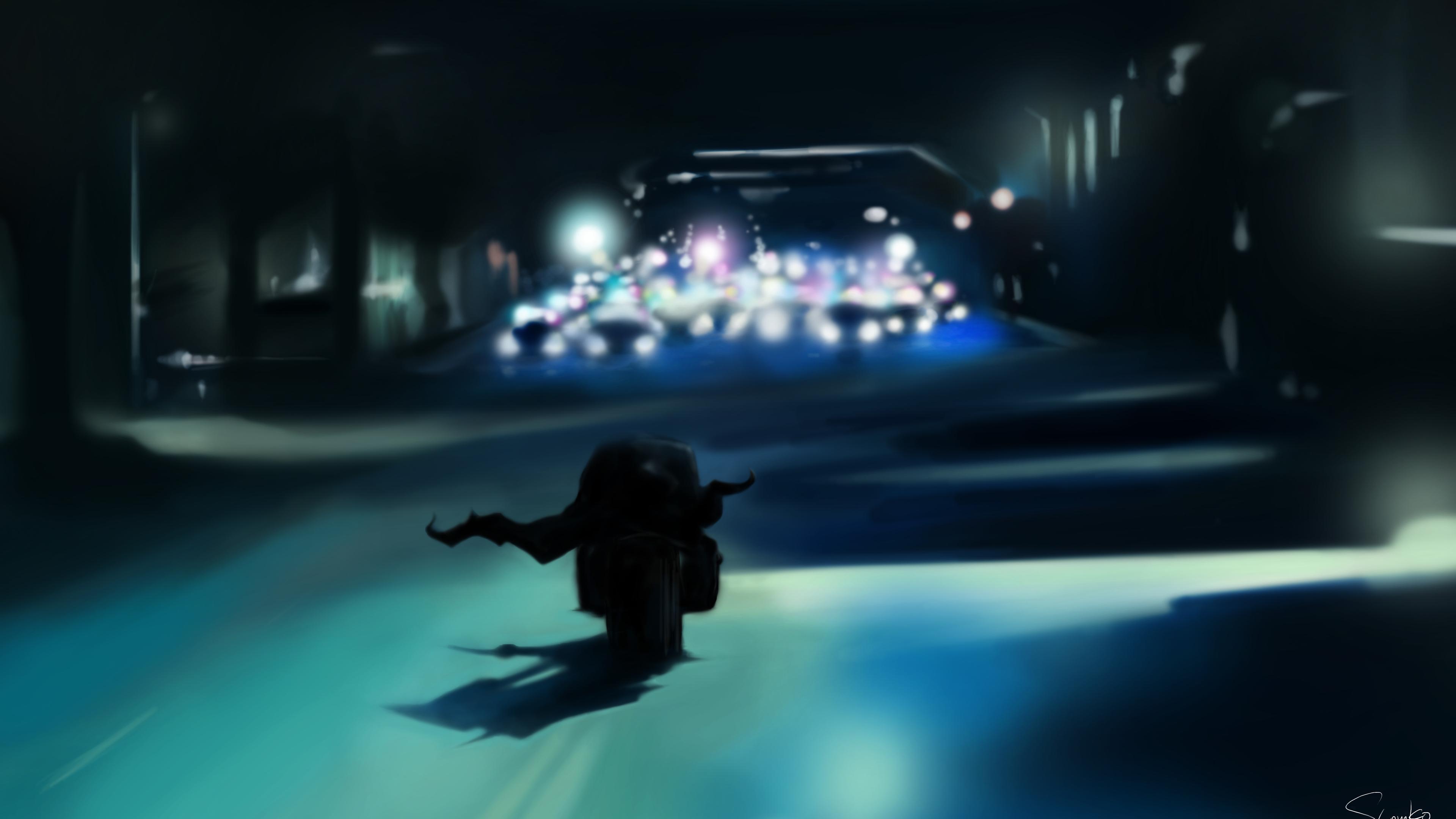the dark knight and the cops 1536522732 - The Dark Knight And The Cops - hd-wallpapers, digital art wallpapers, deviantart wallpapers, batman wallpapers, artwork wallpapers, artist wallpapers, 5k wallpapers, 4k-wallpapers