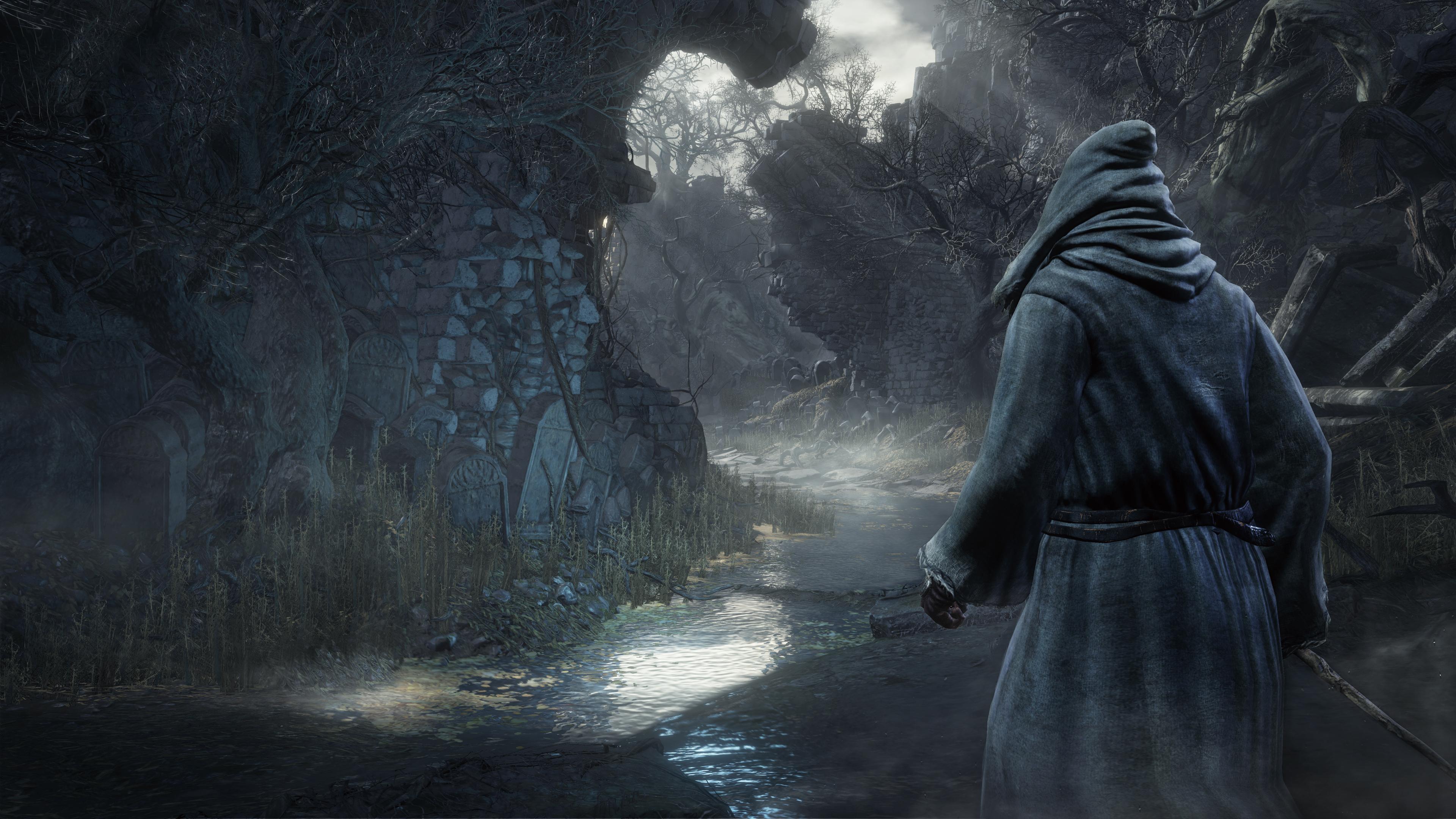 Wallpaper 4k The Dark Souls Video Game Dark Souls 3 Wallpapers