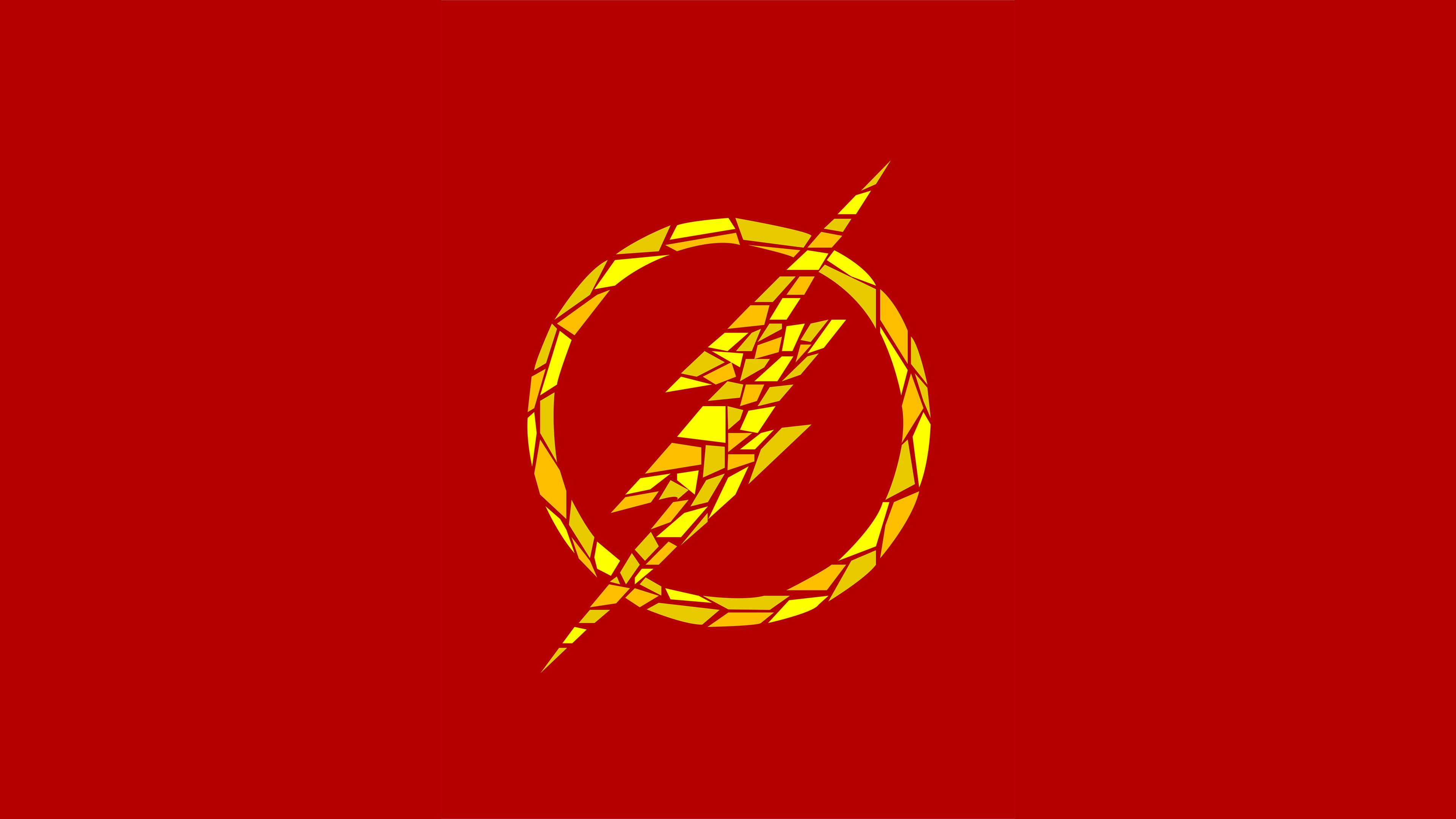 The Flash Logo Artwork