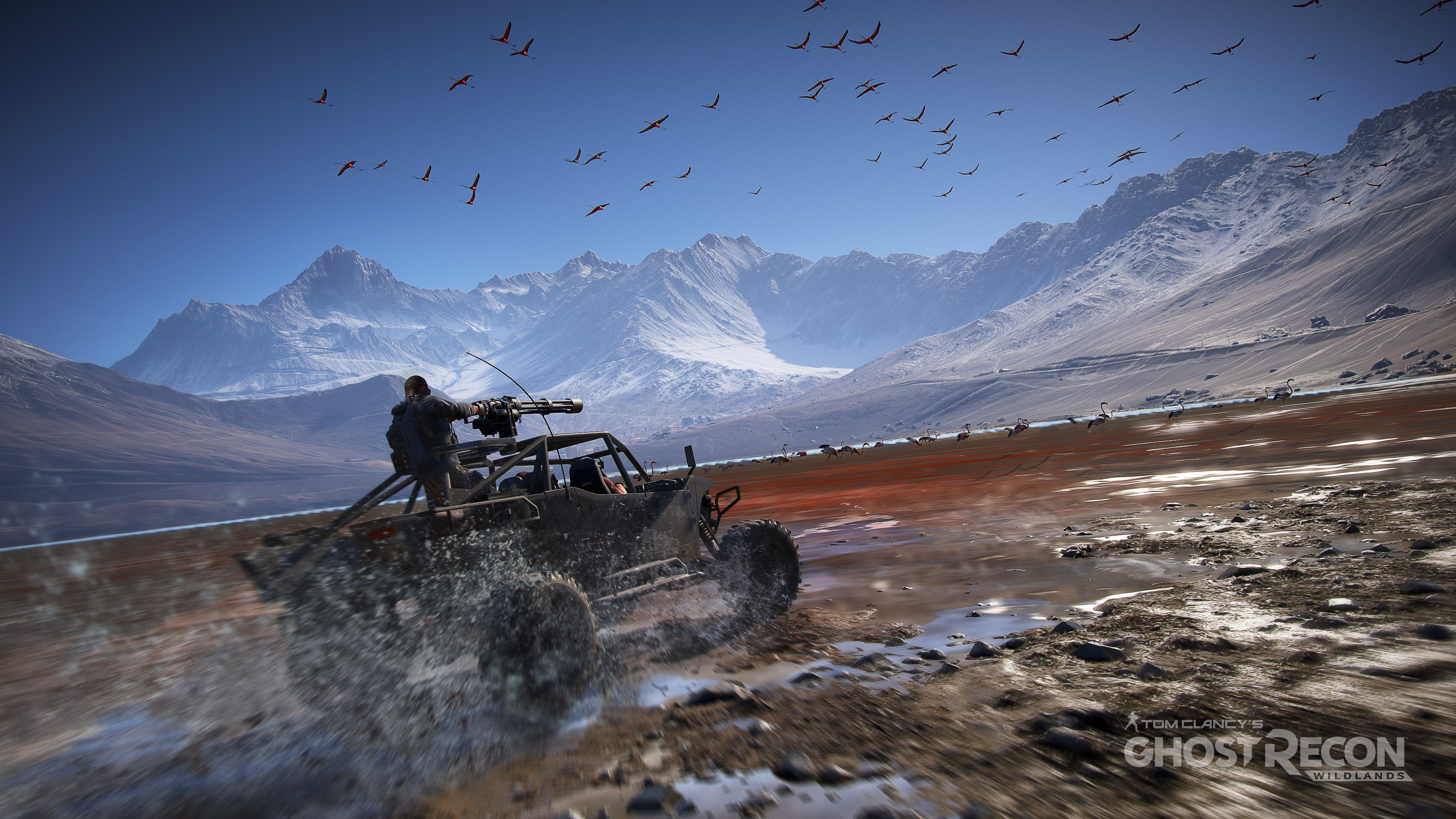 Wallpaper 4k Tom Clancys Ghost Recon Wildlands Hd 2016 Games