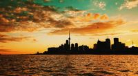 toronto canada sunset buildings sea 4k 1538066843 200x110 - toronto, canada, sunset, buildings, sea 4k - Toronto, sunset, Canada