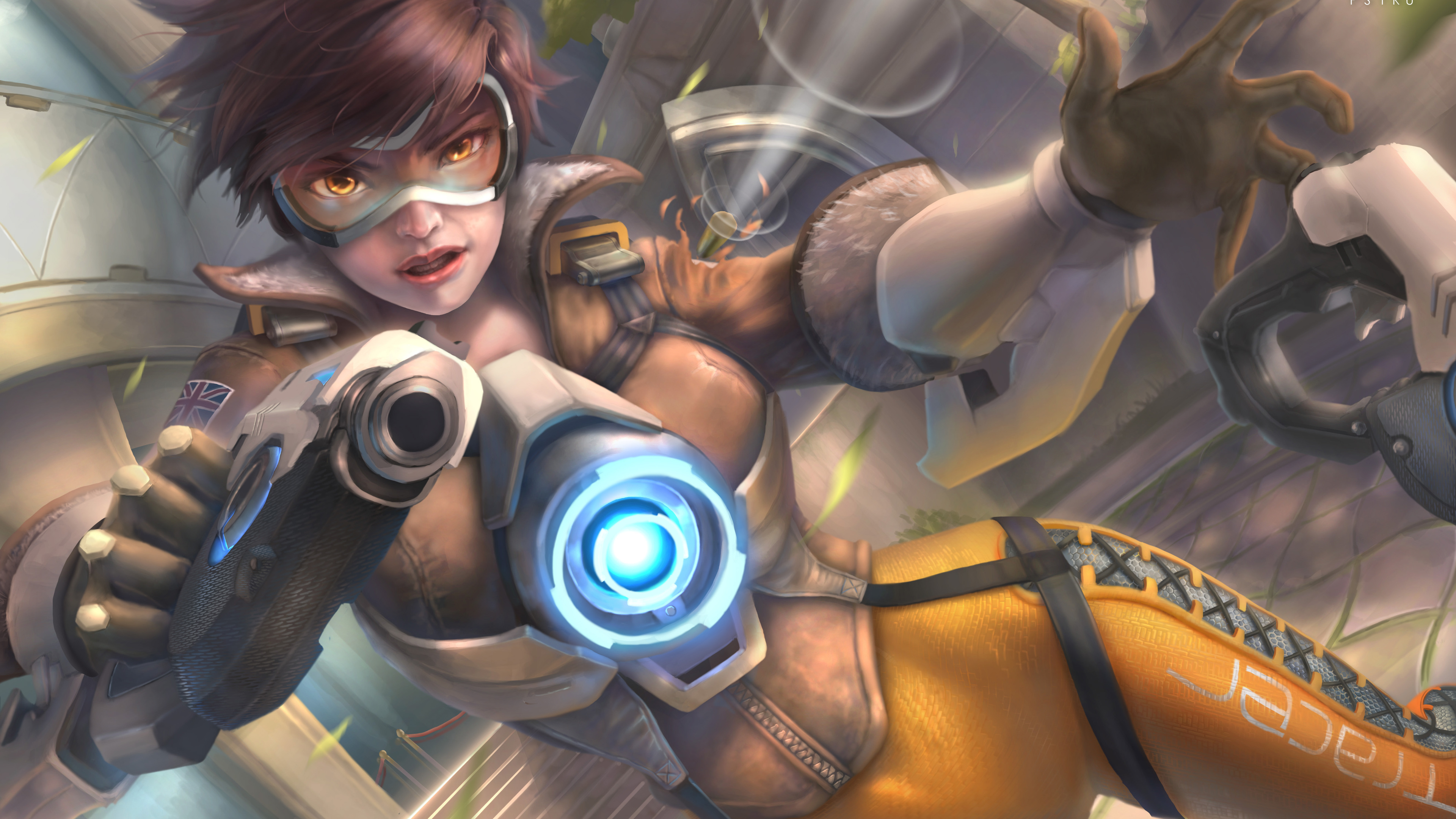 tracer ovewatch artwork 5k 1538343618 - Tracer Ovewatch Artwork 5k - xbox games wallpapers, tracer overwatch wallpapers, ps games wallpapers, pc games wallpapers, overwatch wallpapers, hd-wallpapers, games wallpapers, digital art wallpapers, deviantart wallpapers, artwork wallpapers, artist wallpapers, 5k wallpapers, 4k-wallpapers, 2016 games wallpapers