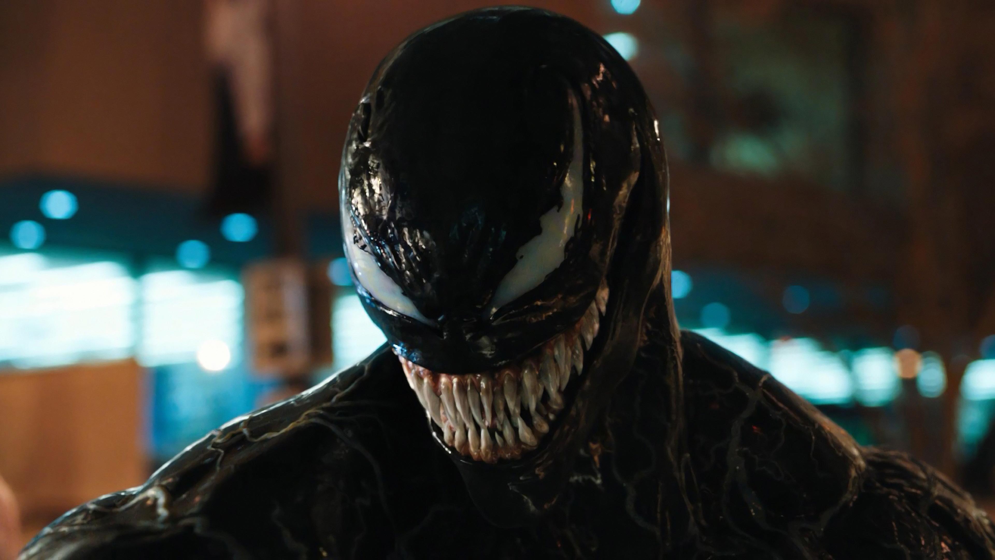Wallpaper 4k Venom 4k Movie 2018 2018 Movies Wallpapers 4k