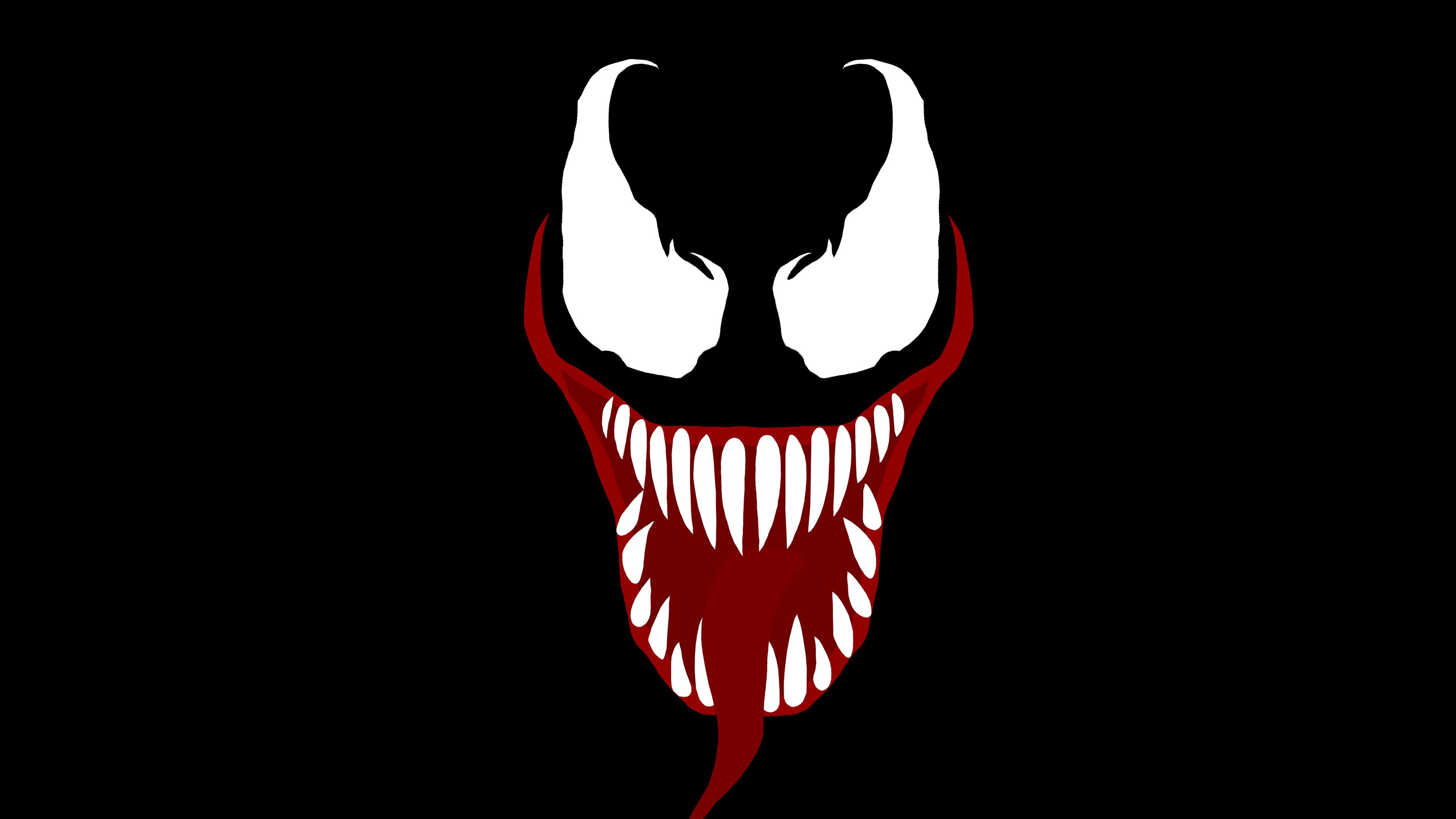 2048x2048 Venom 2018 Movie 4k Ipad Air Hd 4k Wallpapers: Venom Movie Face Venom Wallpapers, Venom Movie Wallpapers