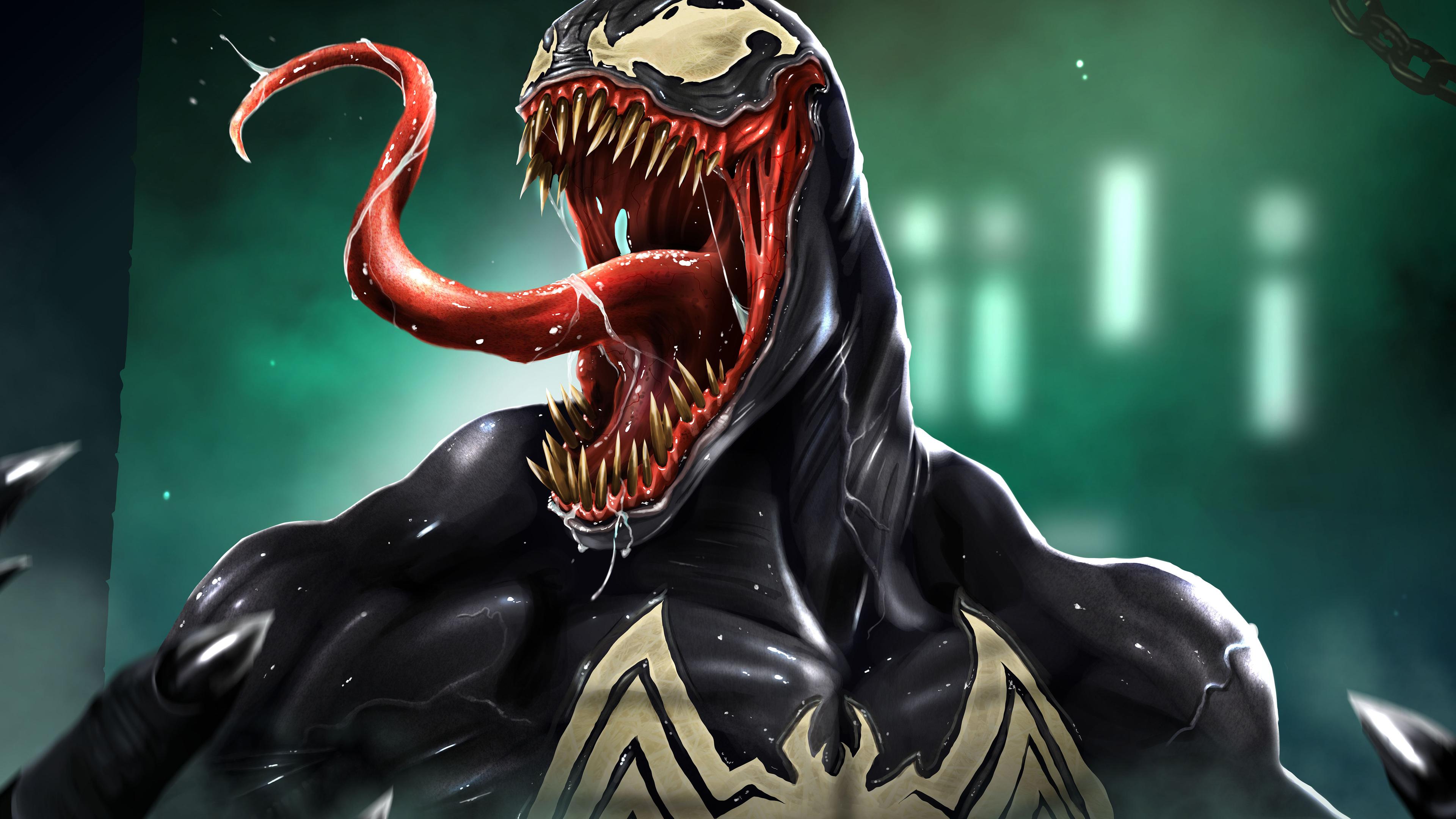2048x2048 Venom 2018 Movie 4k Ipad Air Hd 4k Wallpapers: Venom Pop Culture Art Venom Wallpapers, Hd-wallpapers