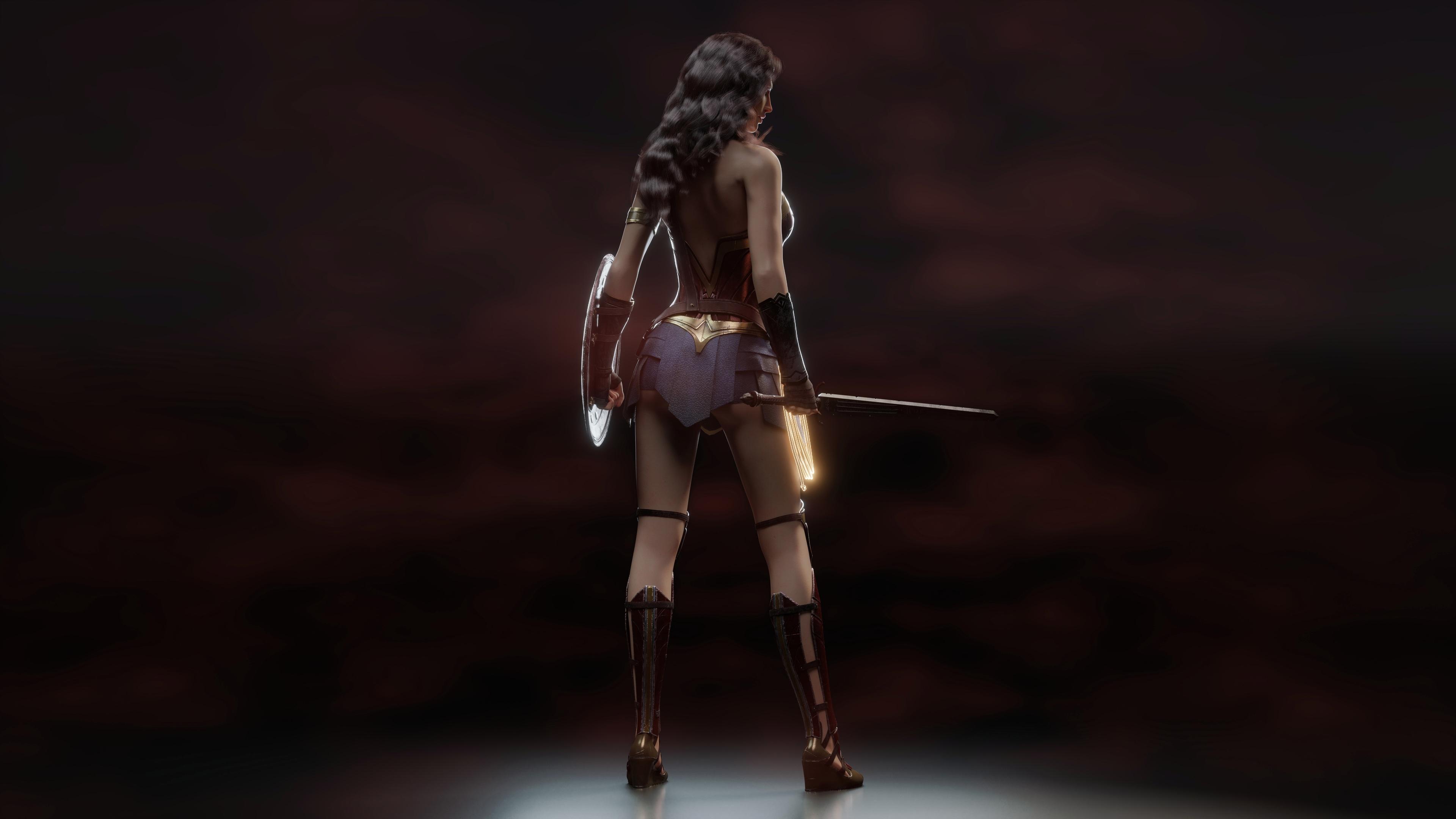 wonder woman 5k digital art 1536522708 - Wonder Woman 5k Digital Art - wonder woman wallpapers, superheroes wallpapers, hd-wallpapers, digital art wallpapers, artwork wallpapers, artist wallpapers, 5k wallpapers, 4k-wallpapers