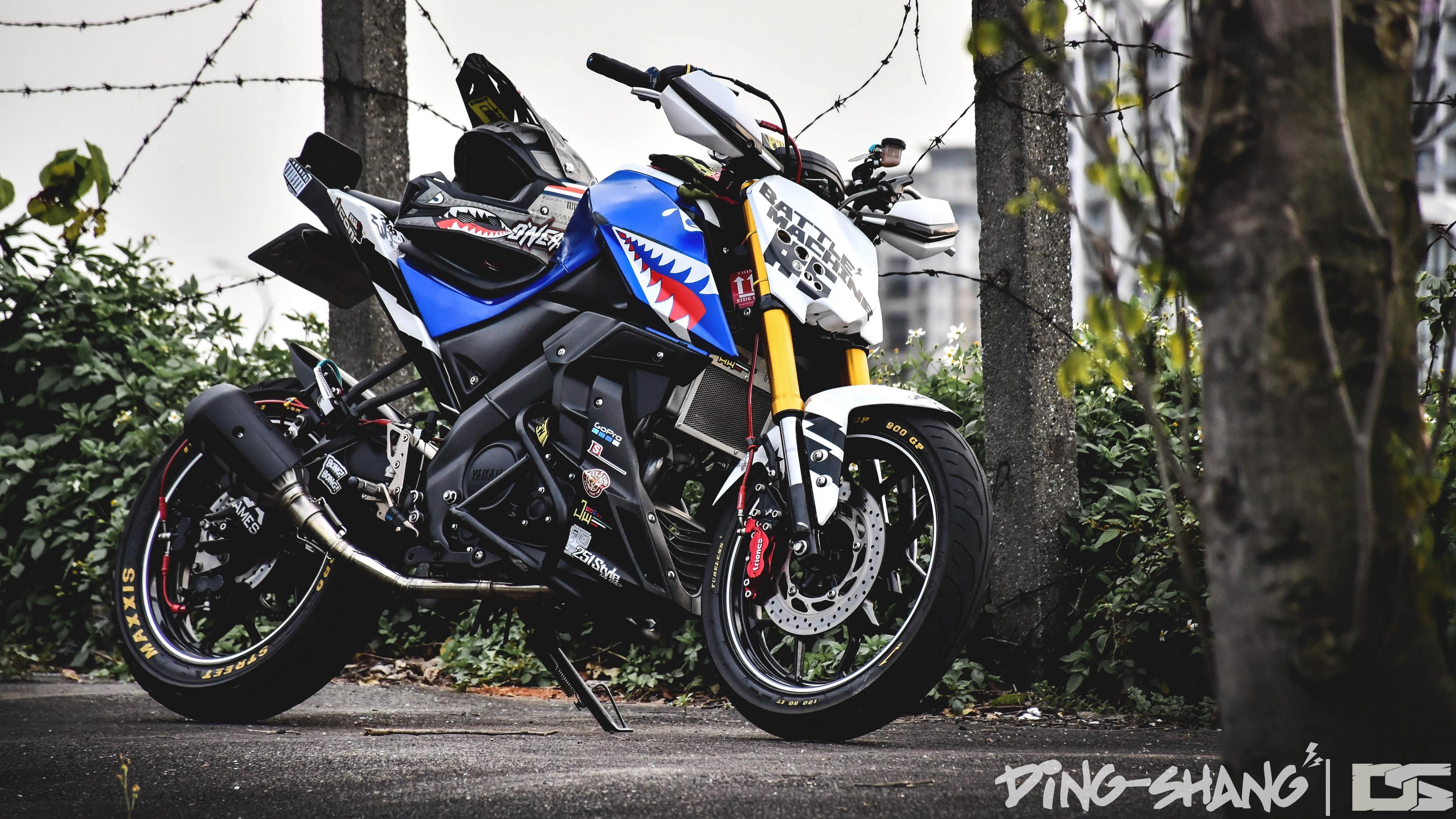 yamaha xabre yamaha motorcycle bike side view sports 4k 1536018448 - yamaha xabre, yamaha, motorcycle, bike, side view, sports 4k - yamaha xabre, Yamaha, Motorcycle
