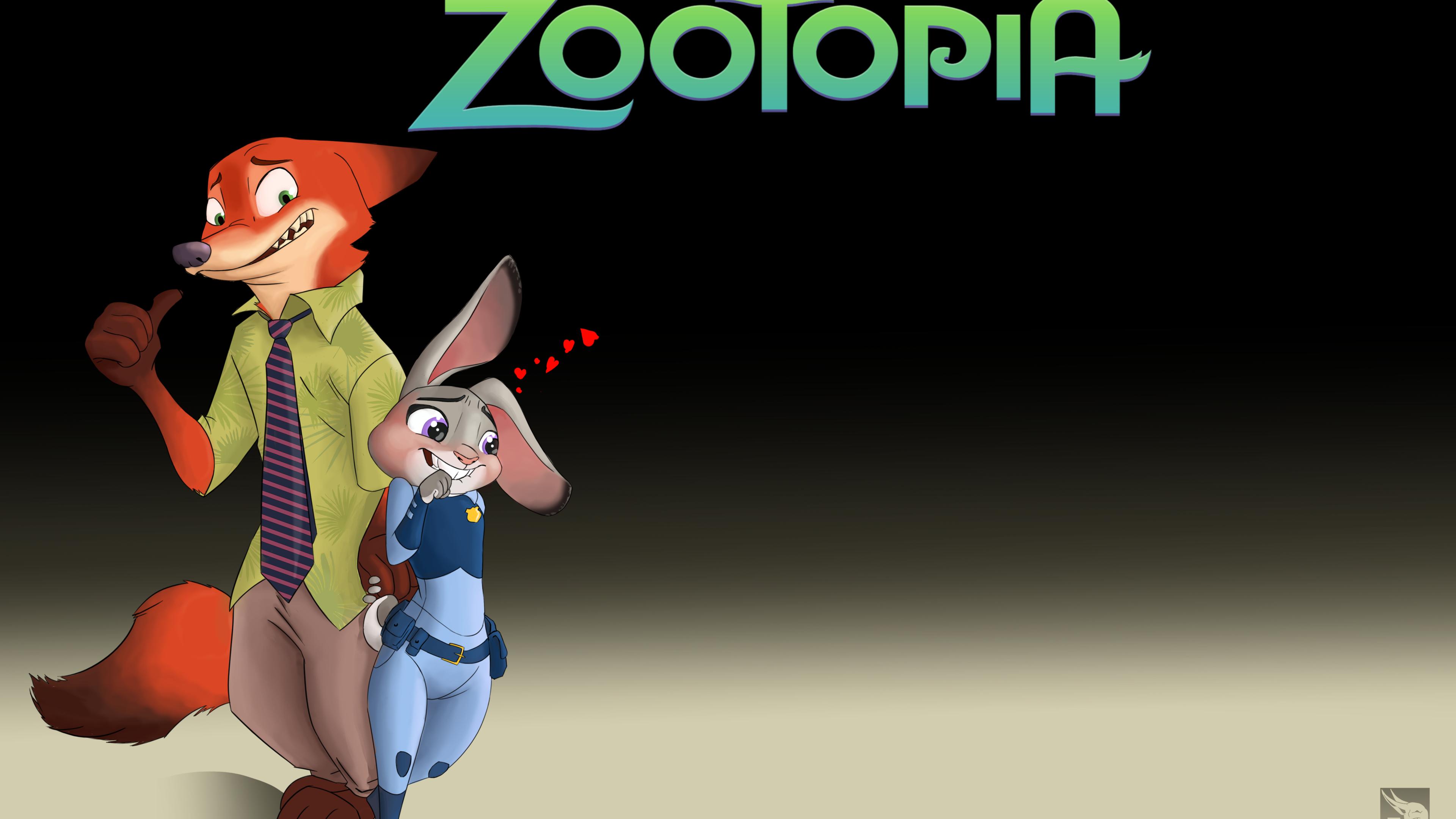 zootopia movie poster 1536362273 - Zootopia Movie Poster - zootopia wallpapers, movies wallpapers, cartoons wallpapers, animated movies wallpapers, 2016 movies wallpapers