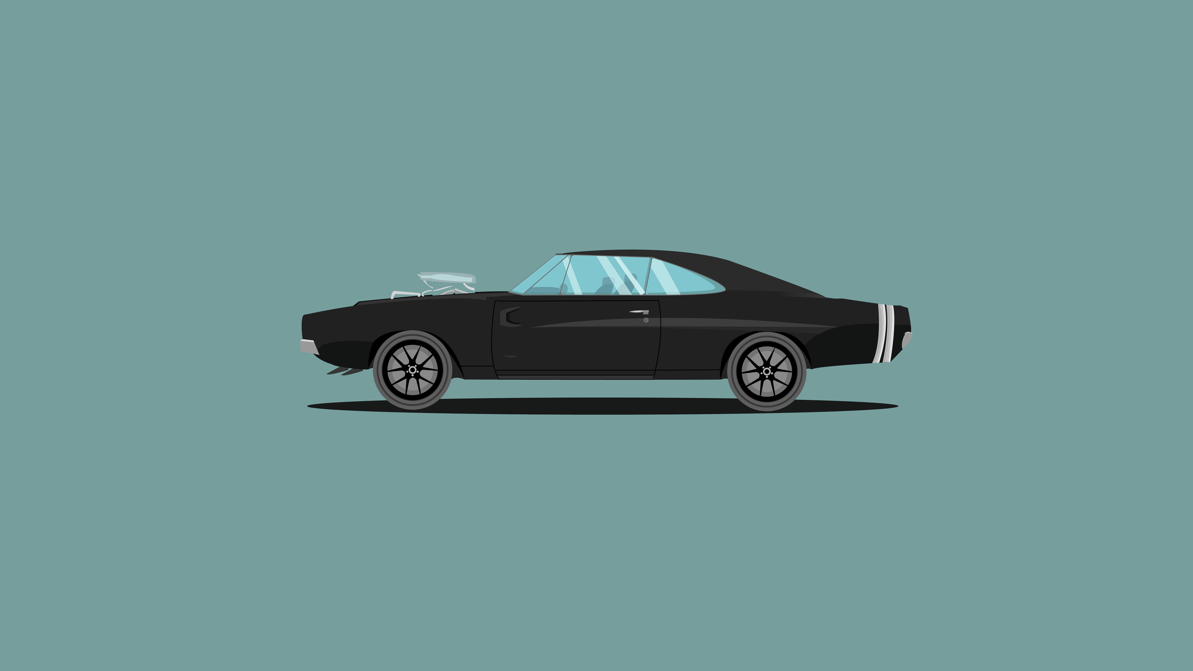 1970 dodge charger fast and furious edition illustration 1540755429 - 1970 Dodge Charger Fast And Furious Edition Illustration - hd-wallpapers, dodge charger wallpapers, cars wallpapers, artwork wallpapers, 5k wallpapers, 4k-wallpapers