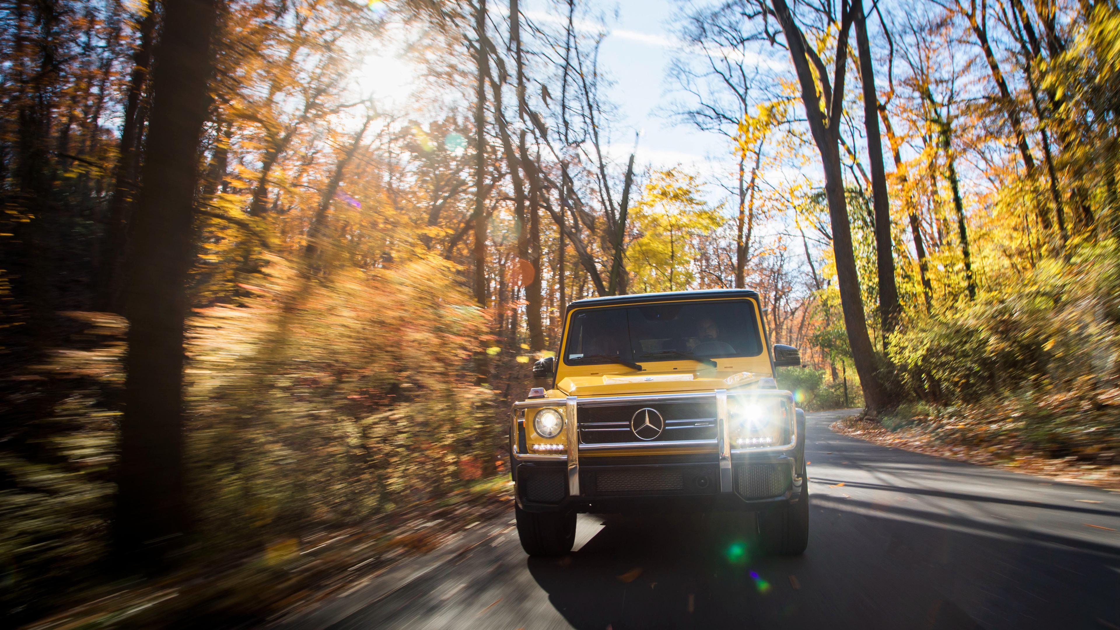 2017 mercedes amg g63 yellow 4k 1539108786 - 2017 Mercedes AMG G63 Yellow 4k - mercedes wallpapers, mercedes g class wallpapers, mercedes benz wallpapers, mercedes amg wallpapers, hd-wallpapers, cars wallpapers, 4k-wallpapers, 2017 cars wallpapers