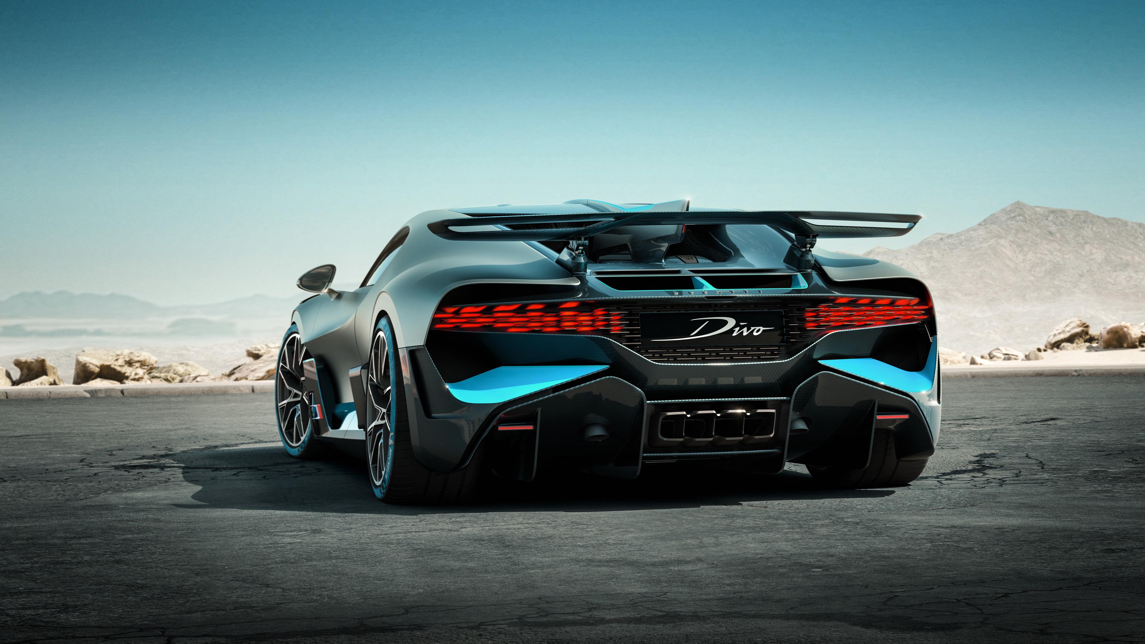 2018 bugatti divo rear 1539114243 - 2018 Bugatti Divo Rear - hd-wallpapers, cars wallpapers, bugatti wallpapers, bugatti divo wallpapers, 4k-wallpapers, 2018 cars wallpapers