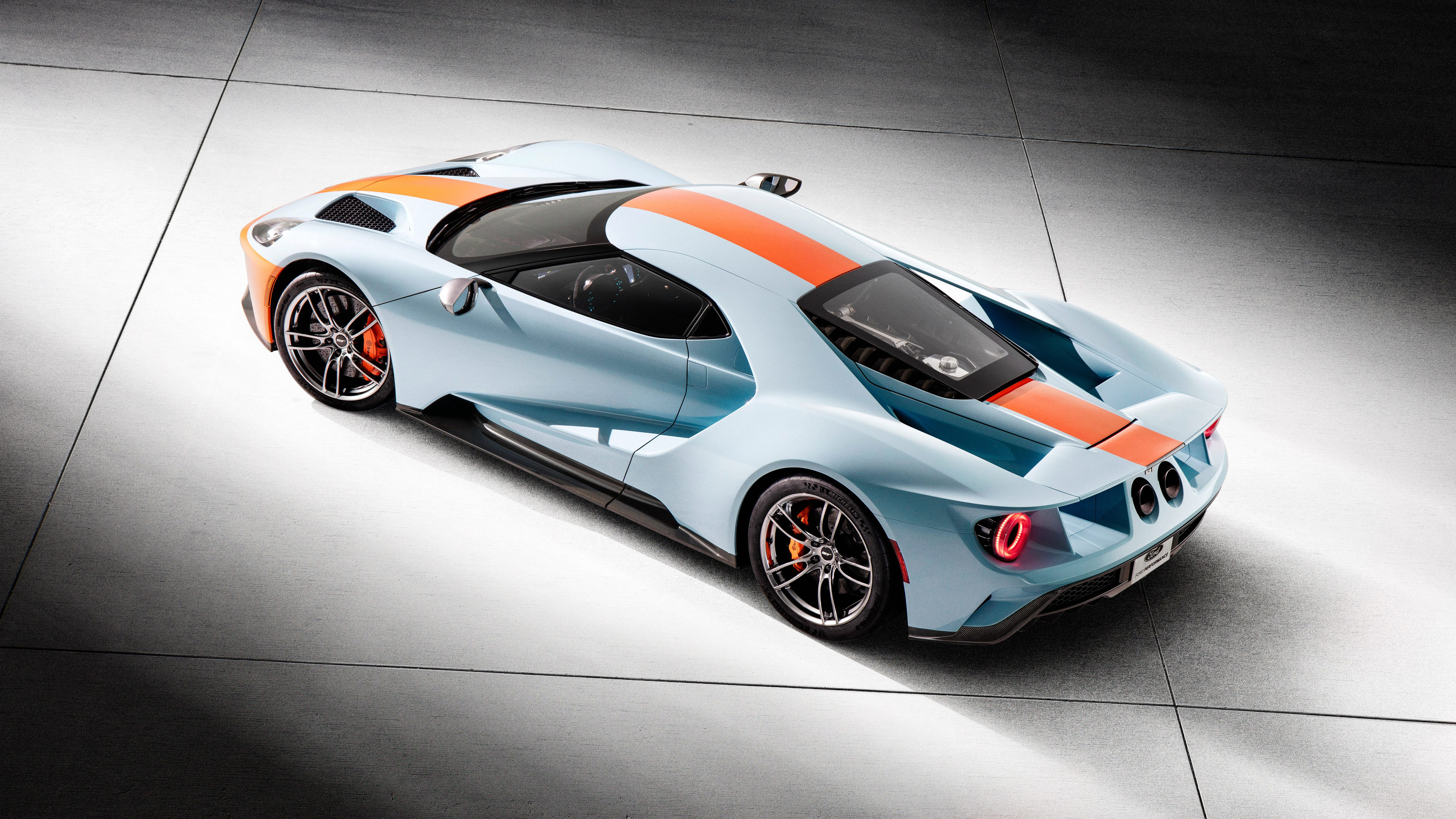 2018 ford gt heritage edition 4k 1539114234 - 2018 Ford GT Heritage Edition 4K - hd-wallpapers, ford wallpapers, ford gt wallpapers, cars wallpapers, 4k-wallpapers