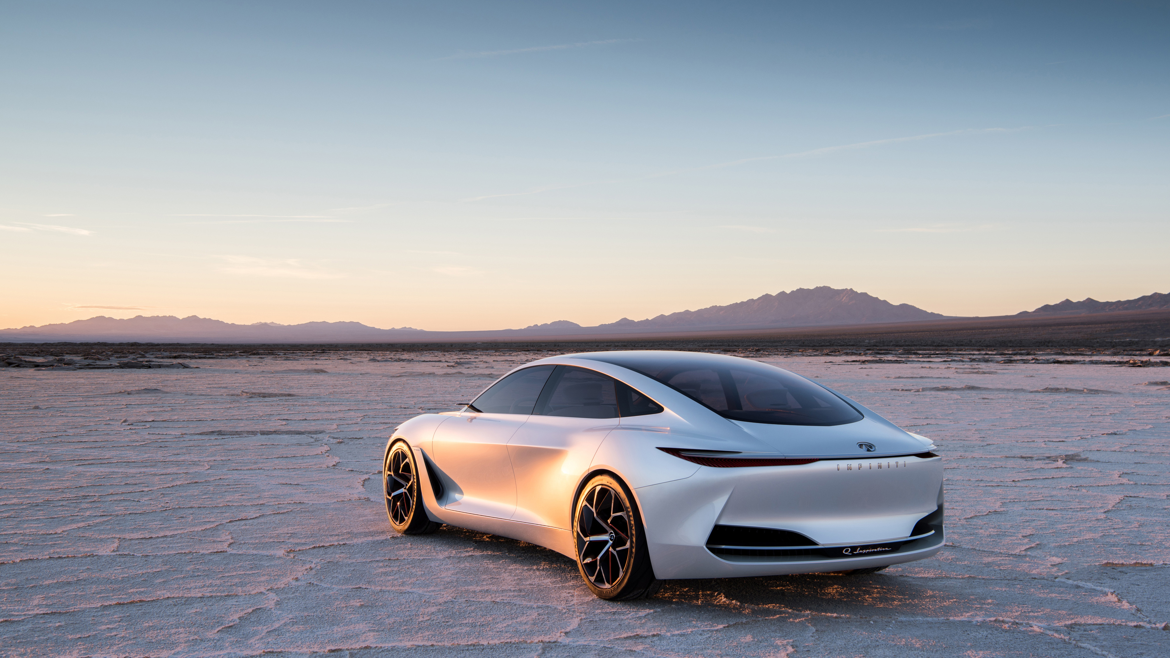 2018 infiniti q inspiration concept car rear 1539109114 - 2018 Infiniti Q Inspiration Concept Car Rear - infiniti wallpapers, infiniti q inspiration concept wallpapers, hd-wallpapers, concept cars wallpapers, cars wallpapers, 4k-wallpapers, 2018 cars wallpapers