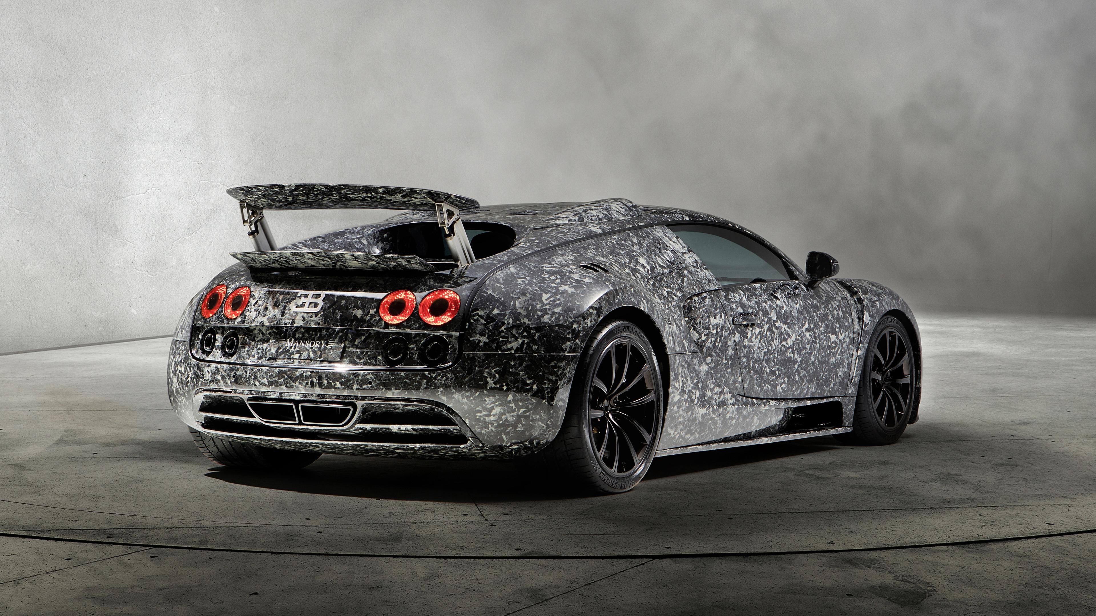 2018 mansory bugatti veyron vivere diamond edition rear 1539110099 - 2018 Mansory Bugatti Veyron Vivere Diamond Edition Rear - mansory wallpapers, hd-wallpapers, cars wallpapers, bugatti veyron wallpapers, 4k-wallpapers, 2018 cars wallpapers