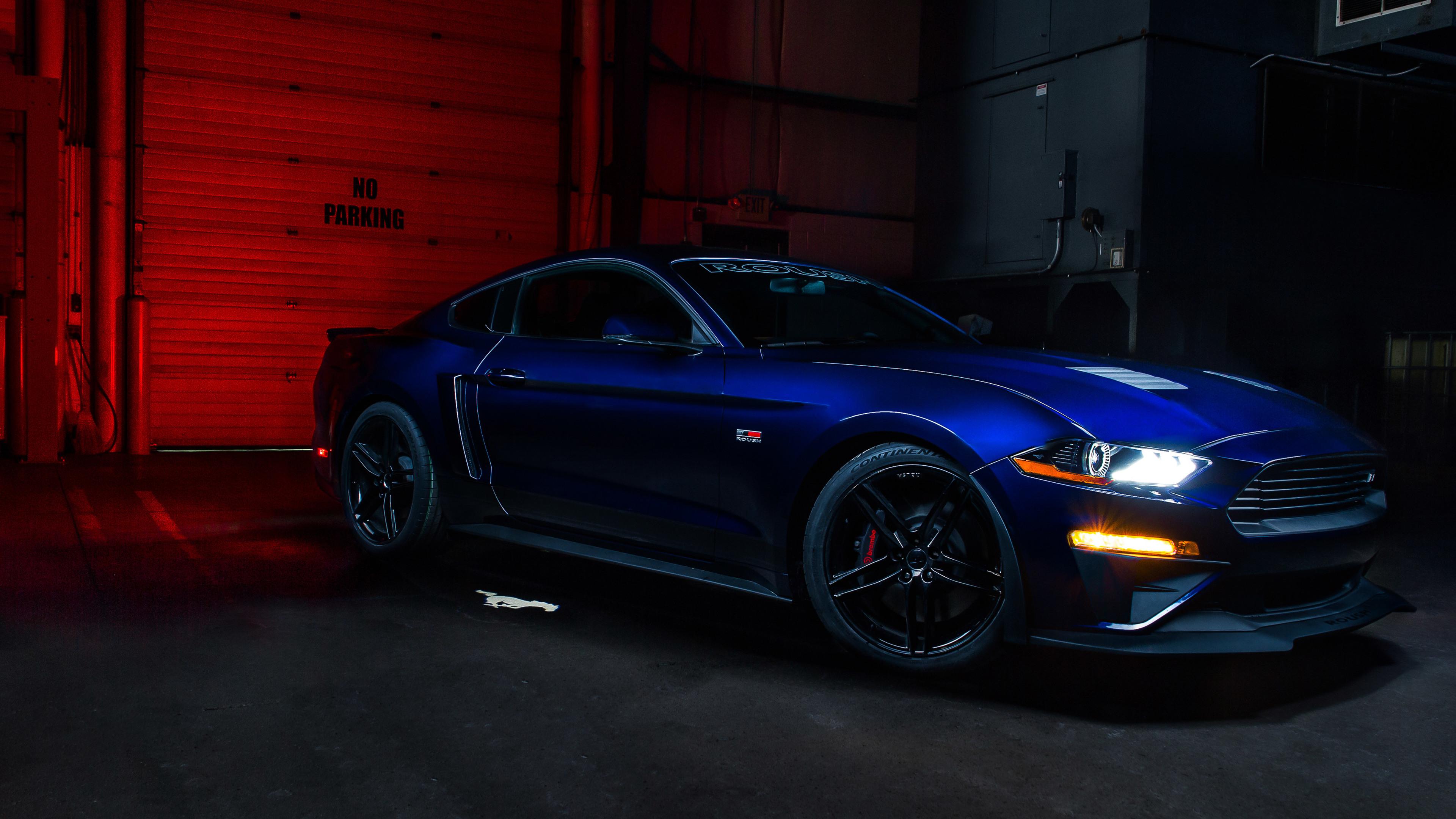 2018 roush rs2 blue car 1539110576 - 2018 Roush RS2 Blue Car - roush rs2 wallpapers, mustang wallpapers, hd-wallpapers, cars wallpapers, 4k-wallpapers, 2018 cars wallpapers