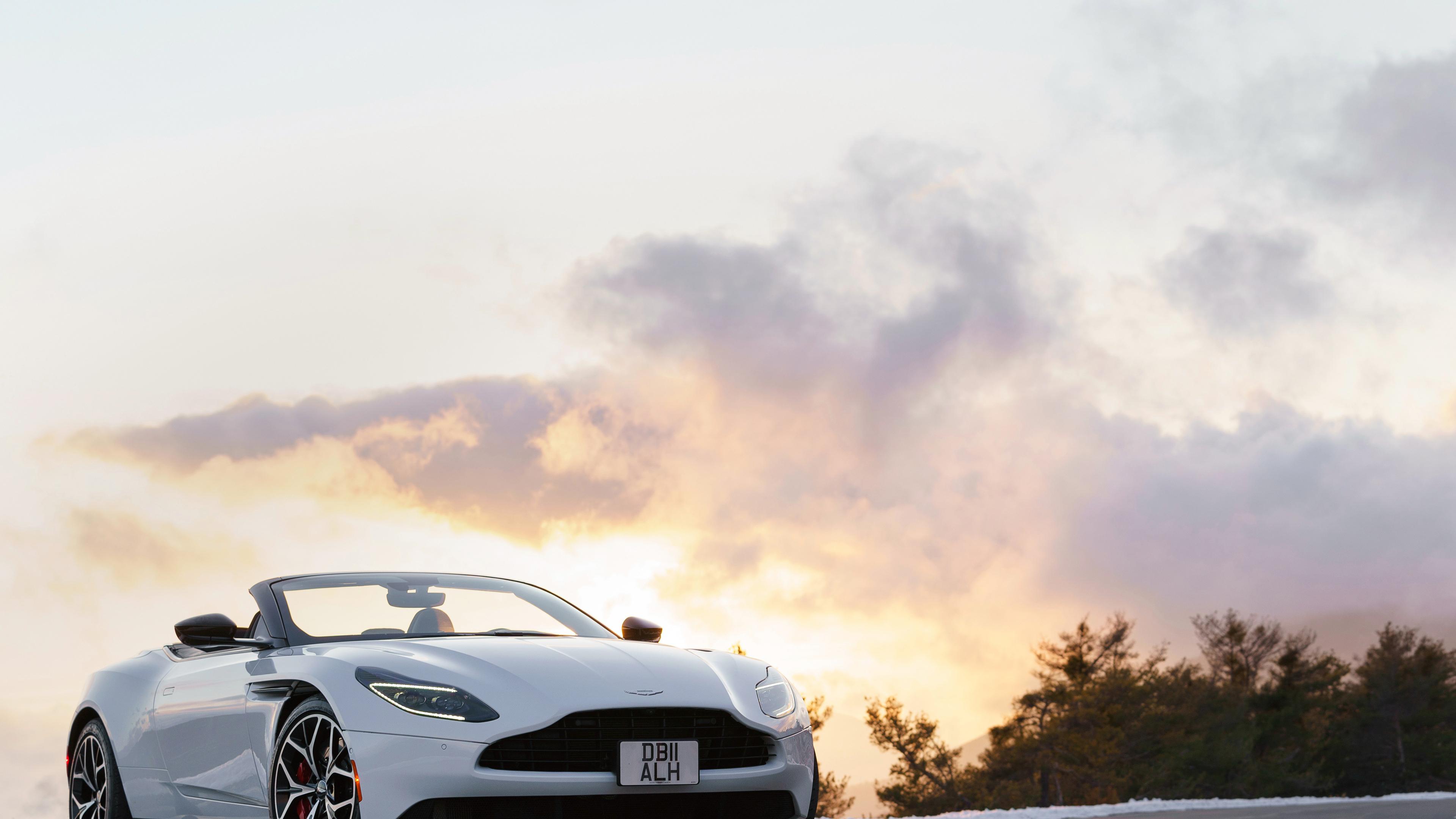 Wallpaper 4k 2019 Aston Martin Db11 V8 4k 2019 Cars Wallpapers 4k