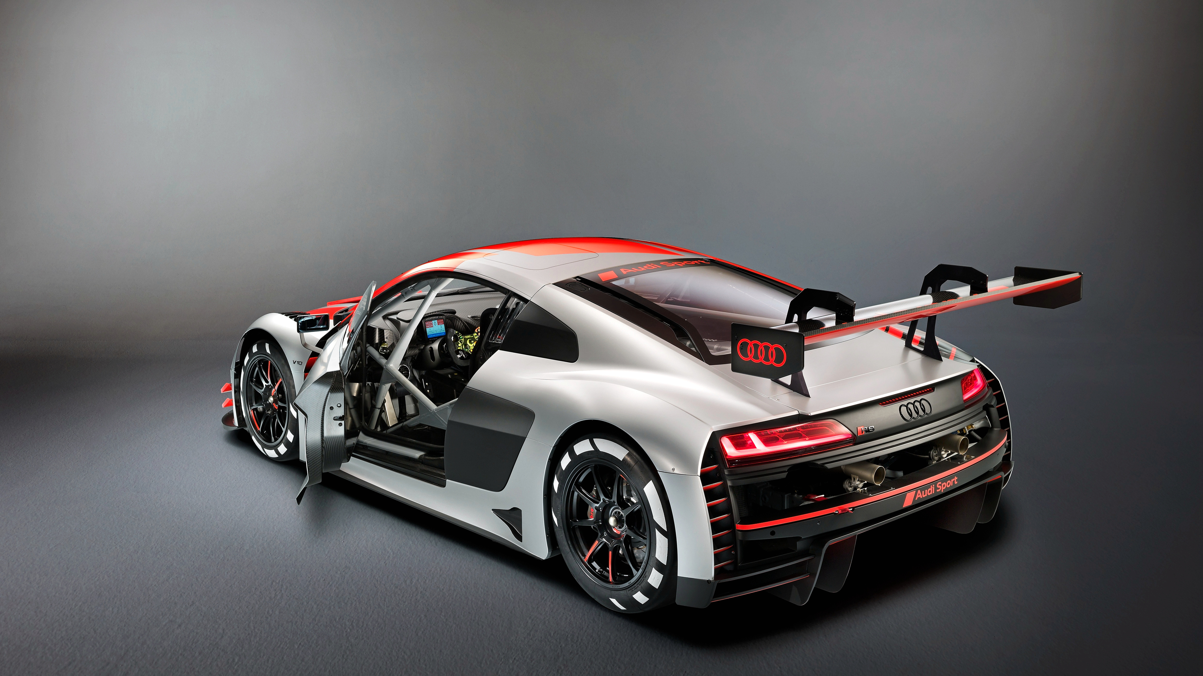 2019 audi r8 lms rear view 1539792904 - 2019 Audi R8 LMS Rear View - hd-wallpapers, cars wallpapers, audi wallpapers, audi r8 wallpapers, audi r8 lms wallpapers, 4k-wallpapers, 2019 cars wallpapers