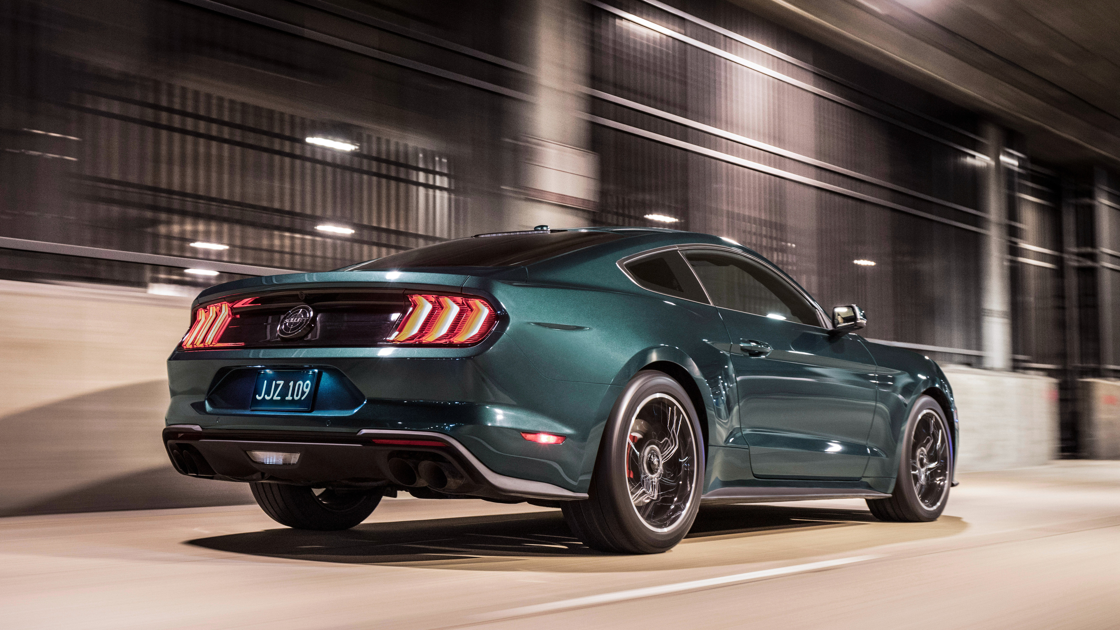 2019 ford mustang bullitt rear 4k 1539109187 - 2019 Ford Mustang Bullitt Rear 4k - mustang wallpapers, hd-wallpapers, ford mustang wallpapers, ford mustang bullitt wallpapers, cars wallpapers, 4k-wallpapers, 2019 cars wallpapers