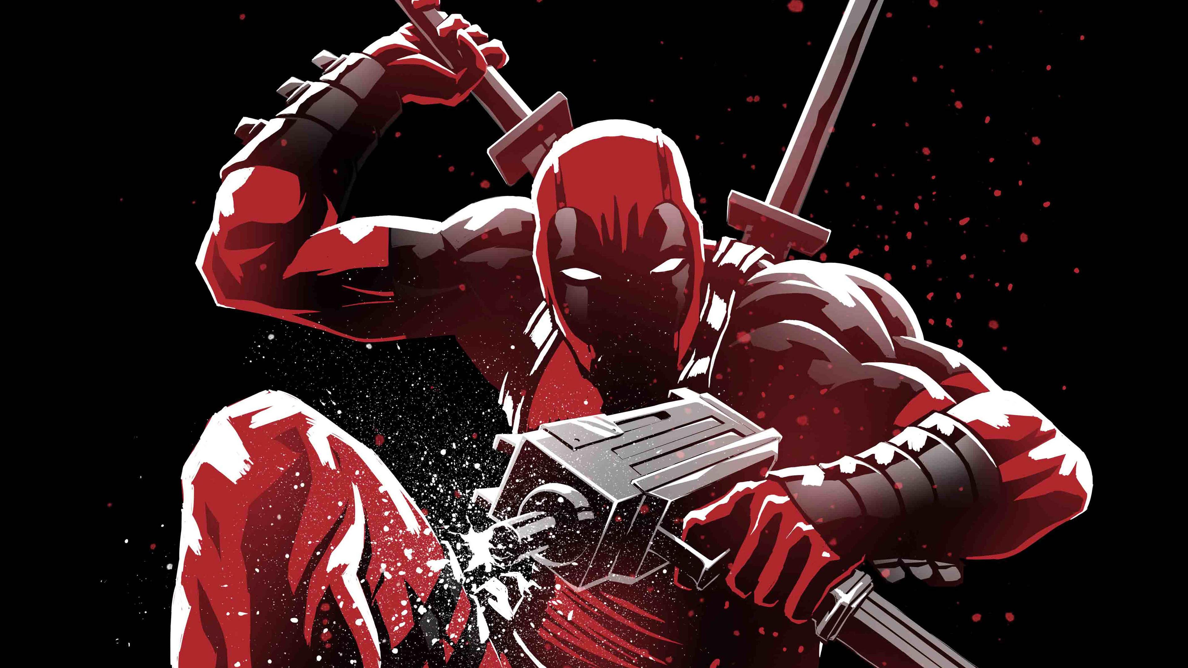 4k deadpool 1539452790 - 4k Deadpool - superheroes wallpapers, hd-wallpapers, digital art wallpapers, deadpool wallpapers, artwork wallpapers, art wallpapers, 4k-wallpapers