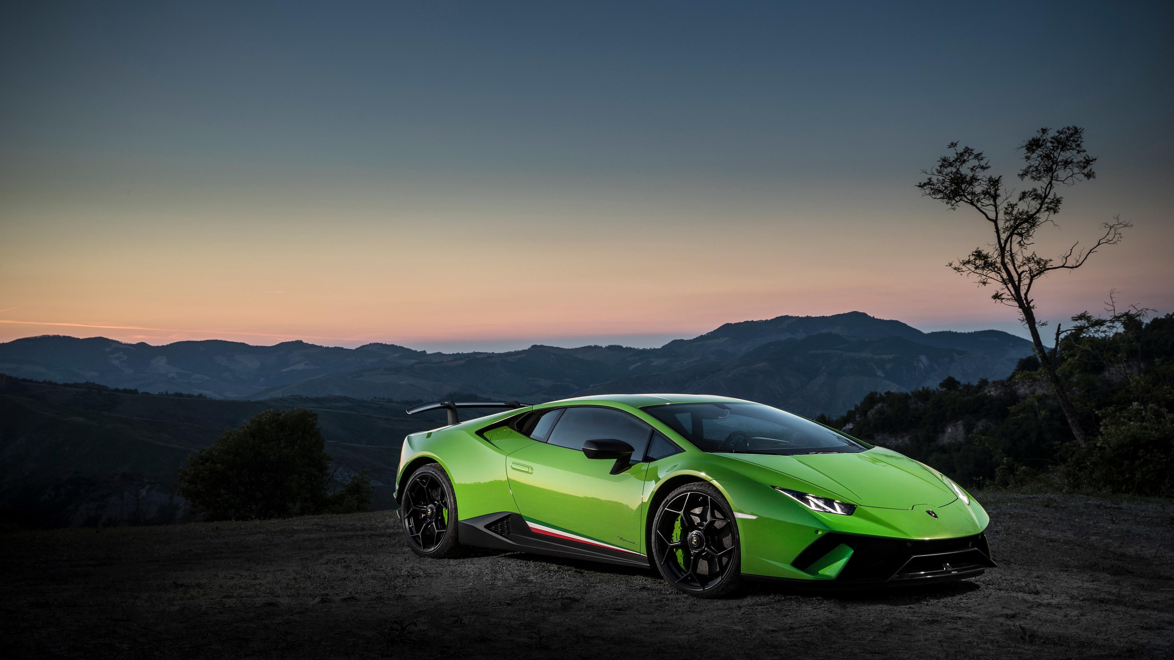 4k Lamborghini Huracan Performante lamborghini wallpapers ...