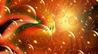 abstract bubbles lines orange 4k 1539370038 200x110 - abstract, bubbles, lines, orange 4k - Lines, Bubbles, abstract