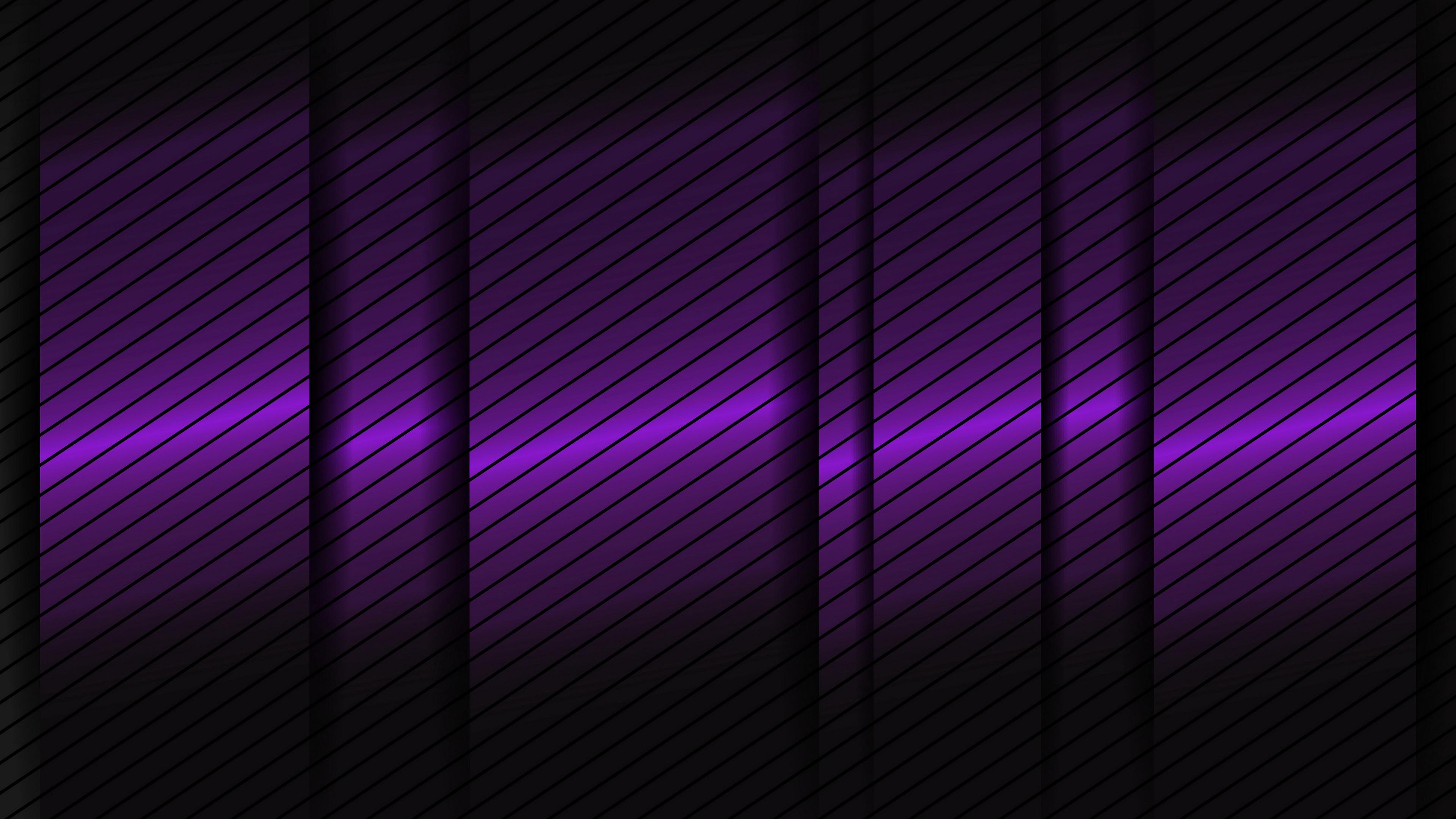 abstraction line purple 4k 1539370571 - abstraction, line, purple 4k - Purple, Line, Abstraction