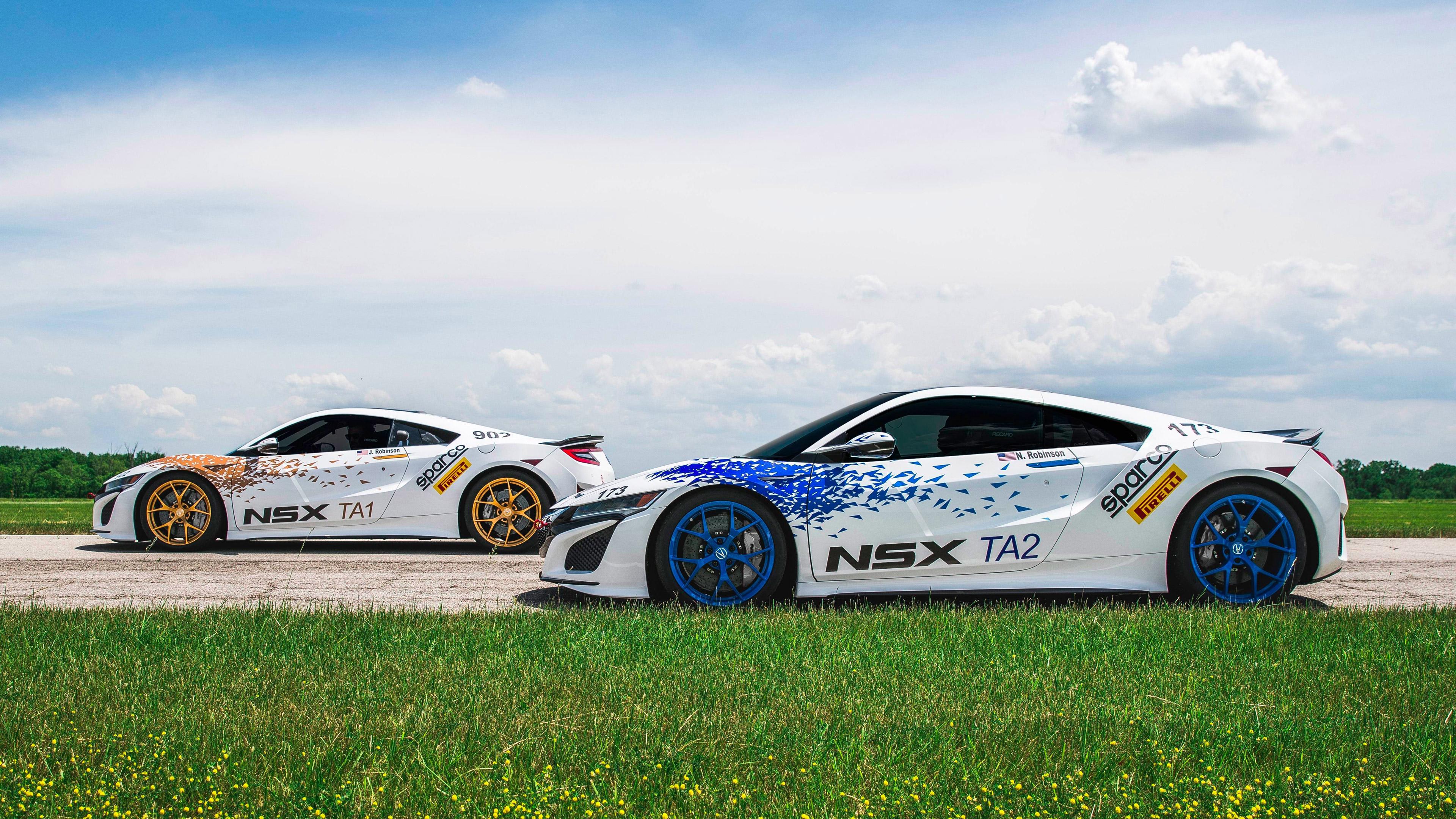 acura nsx supercar 1539104634 - Acura NSX Supercar - racing wallpapers, cars wallpapers, acura wallpapers