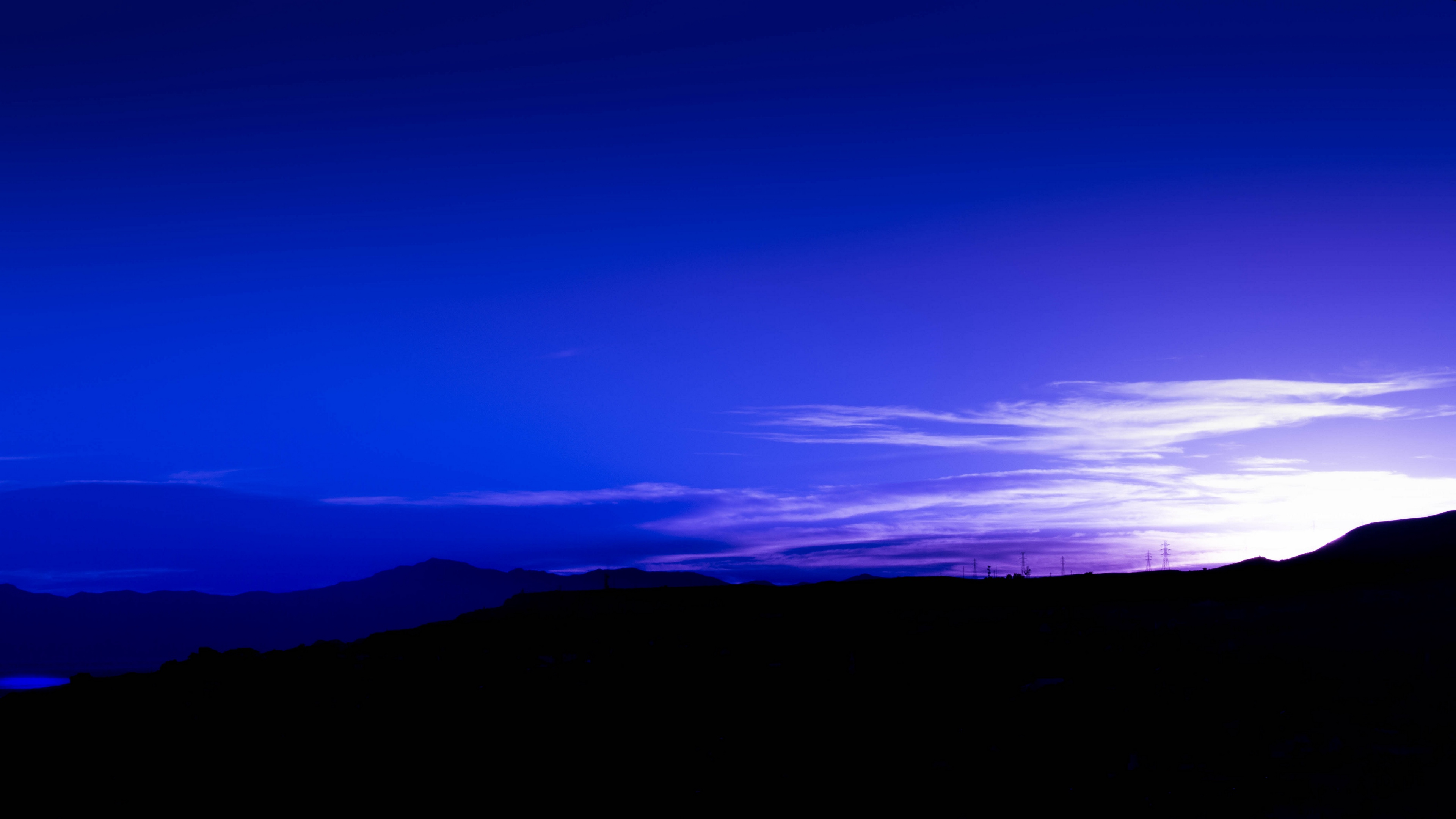 america utah landscape usa night 4k 1540574927 - america, utah, landscape, usa, night 4k - Utah, Landscape, America