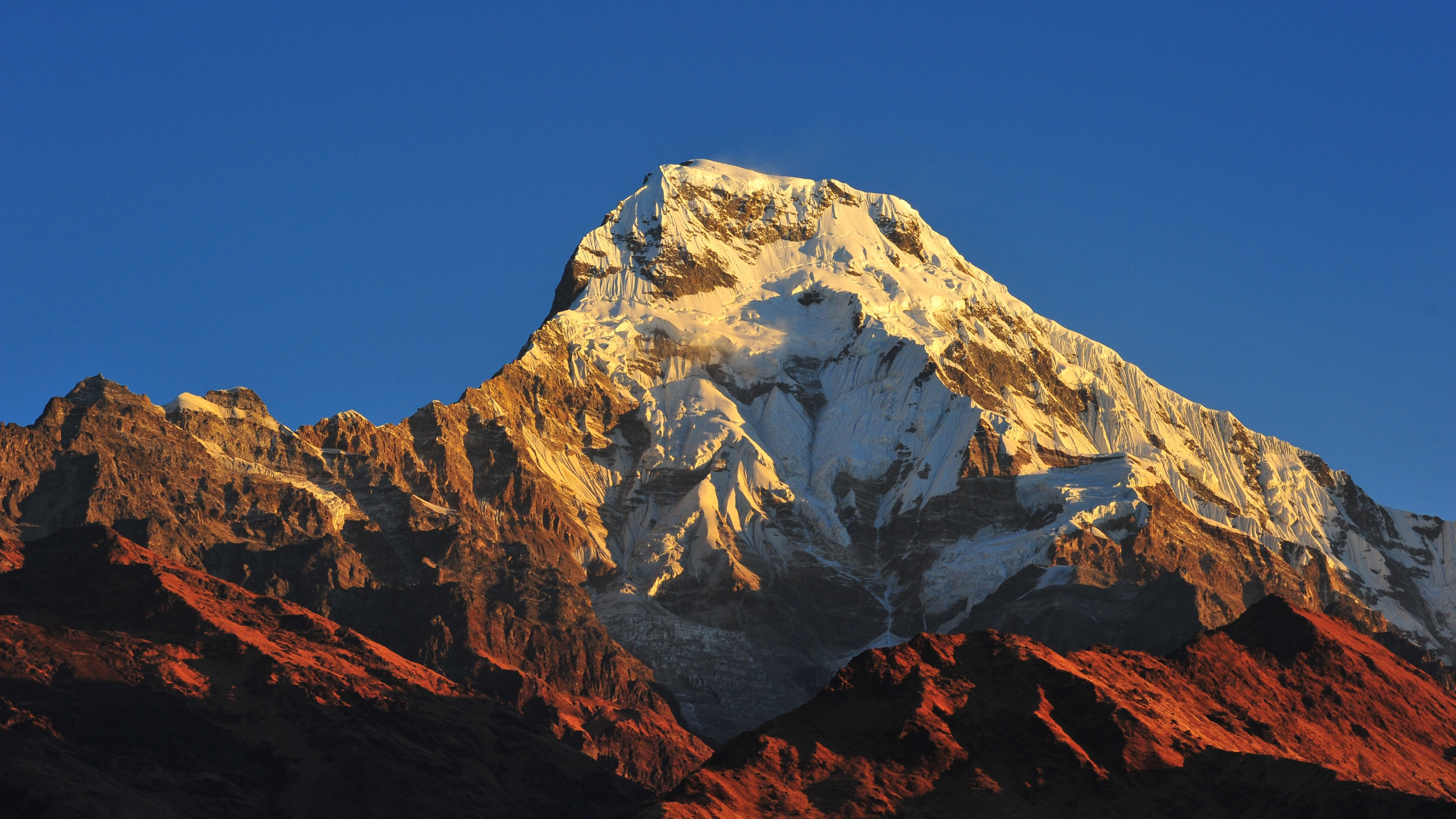 annapurna massif mountain range nepal 4k 1540142874 - Annapurna Massif Mountain Range Nepal 4k - world wallpapers, nepal wallpapers, nature wallpapers, mountains wallpapers, hd-wallpapers, 4k-wallpapers