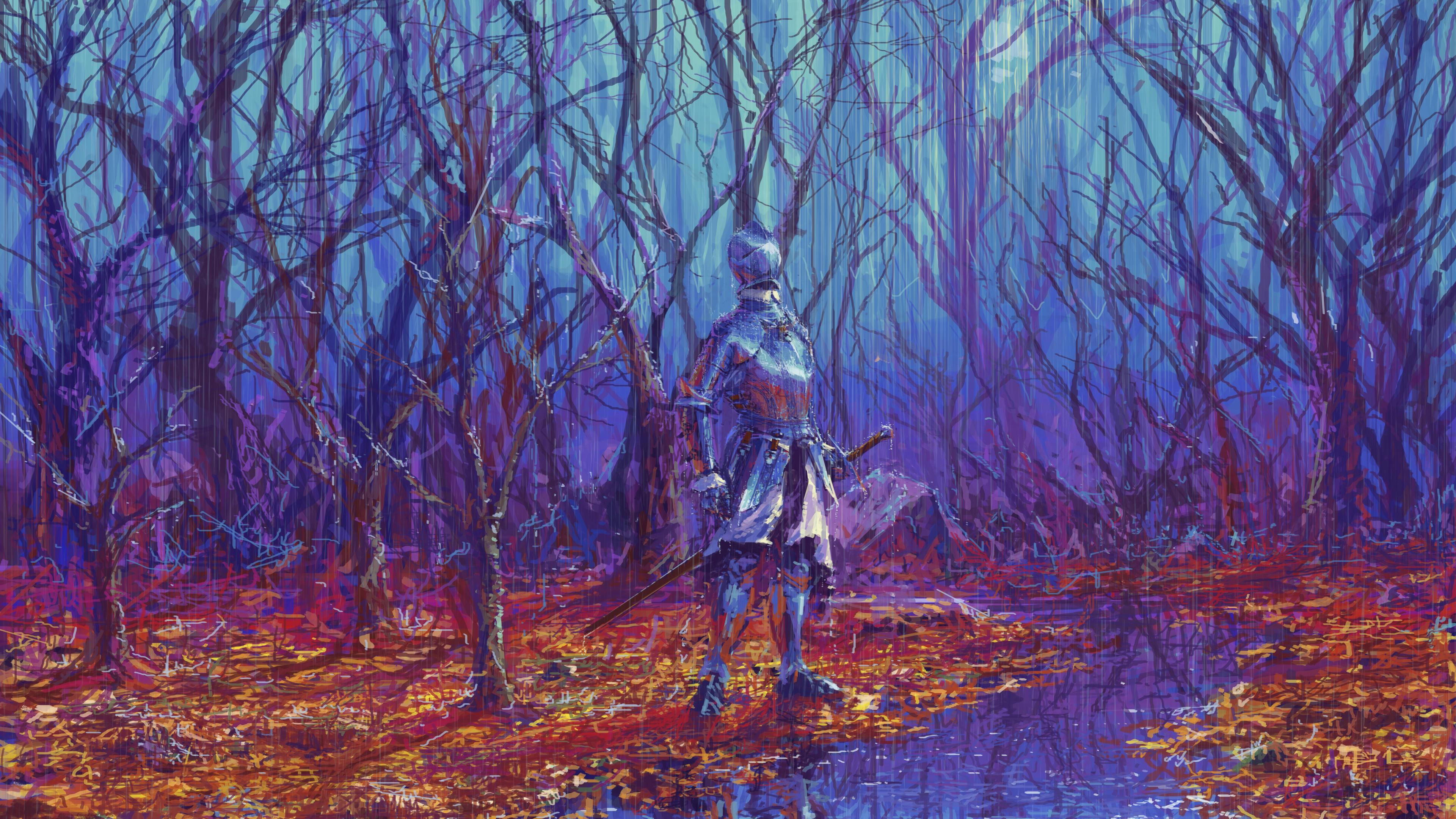 armor knight fantasy 4k 1540751648 - Armor Knight Fantasy 4k - knight wallpapers, hd-wallpapers, fantasy wallpapers, digital art wallpapers, deviantart wallpapers, artwork wallpapers, artist wallpapers, 5k wallpapers, 4k-wallpapers