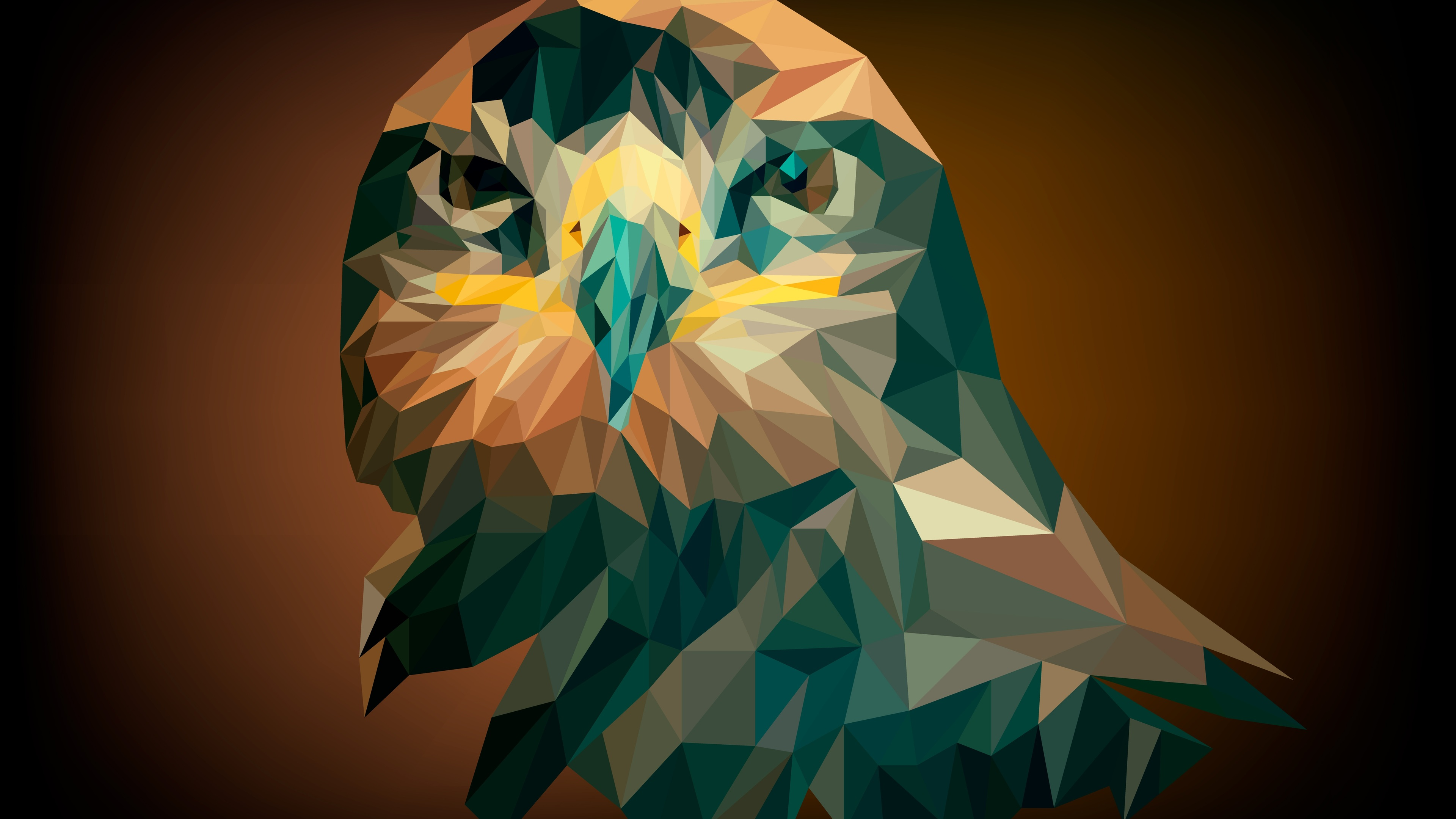 artistic abstract owl 1539371204 - Artistic Abstract Owl - owl wallpapers, hd-wallpapers, artistic wallpapers, abstract wallpapers, 5k wallpapers, 4k-wallpapers