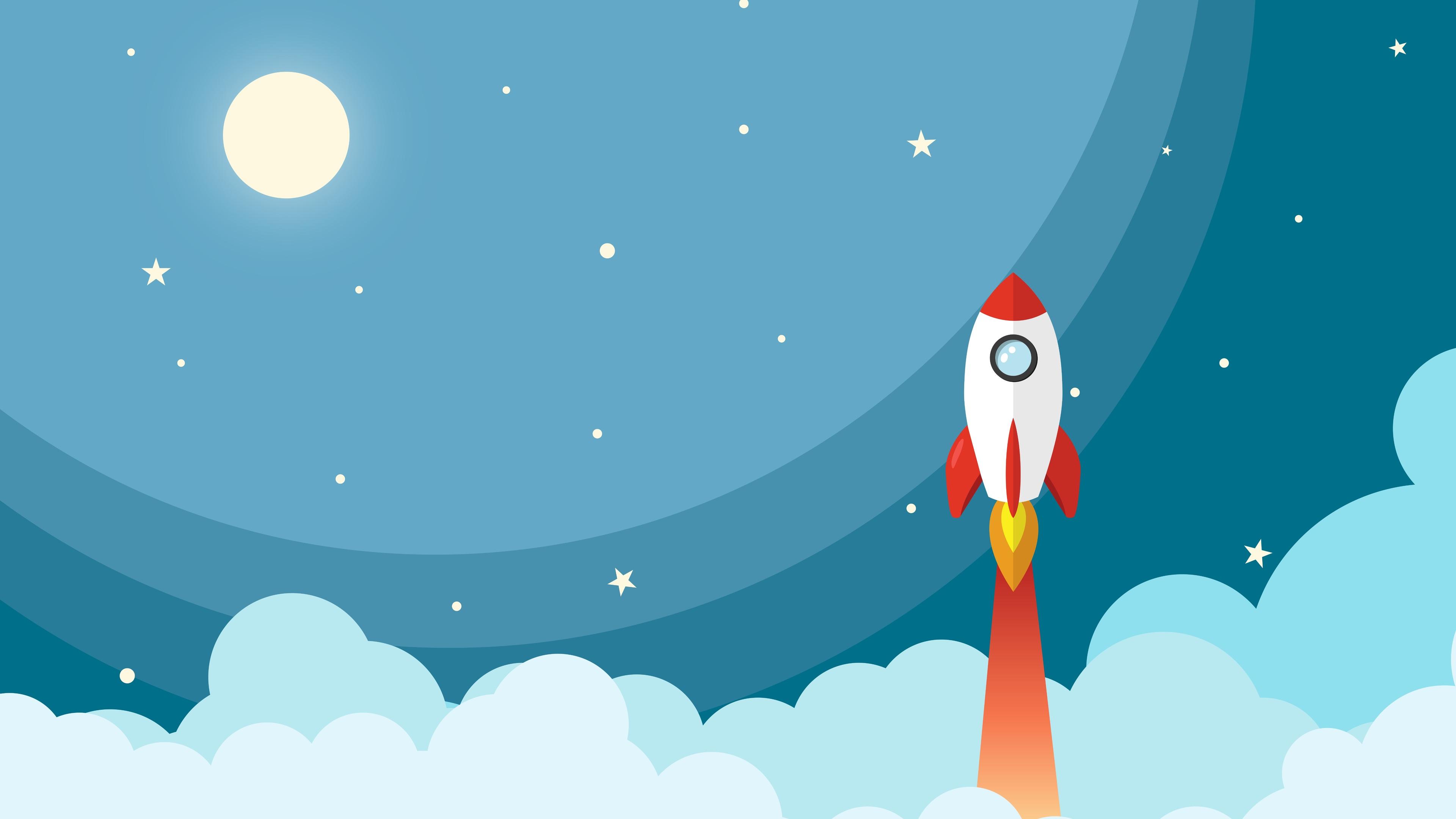 artistic cloud rocket 4k artwork 1540754276 - Artistic Cloud Rocket 4k Artwork - rocket wallpapers, hd-wallpapers, cloud wallpapers, artwork wallpapers, artistic wallpapers, artist wallpapers, 8k wallpapers, 5k wallpapers, 4k-wallpapers, 12k wallpapers, 10k wallpapers