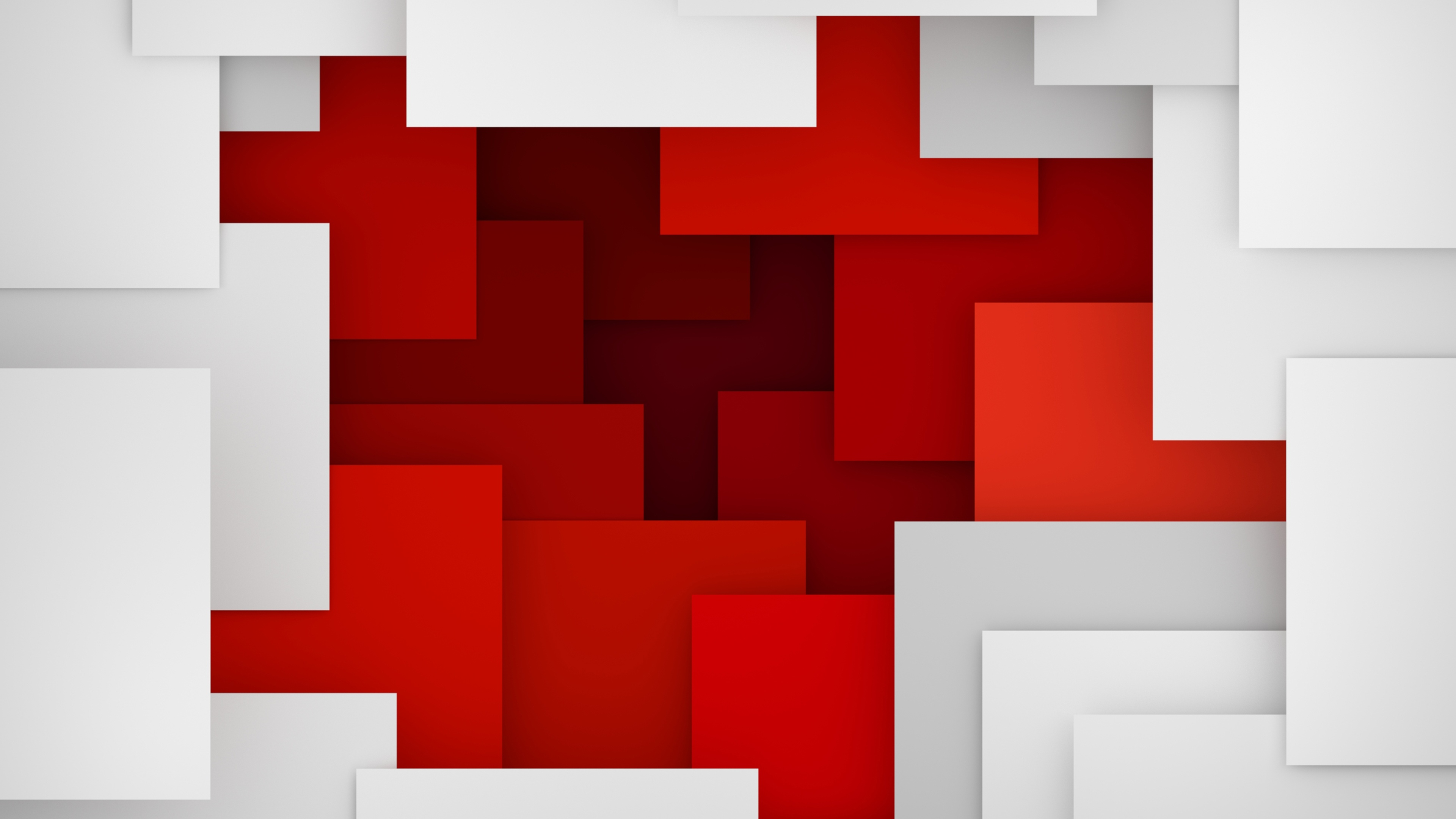 Wallpaper 4k Artistic Geometry Red White 4k Wallpapers 5k