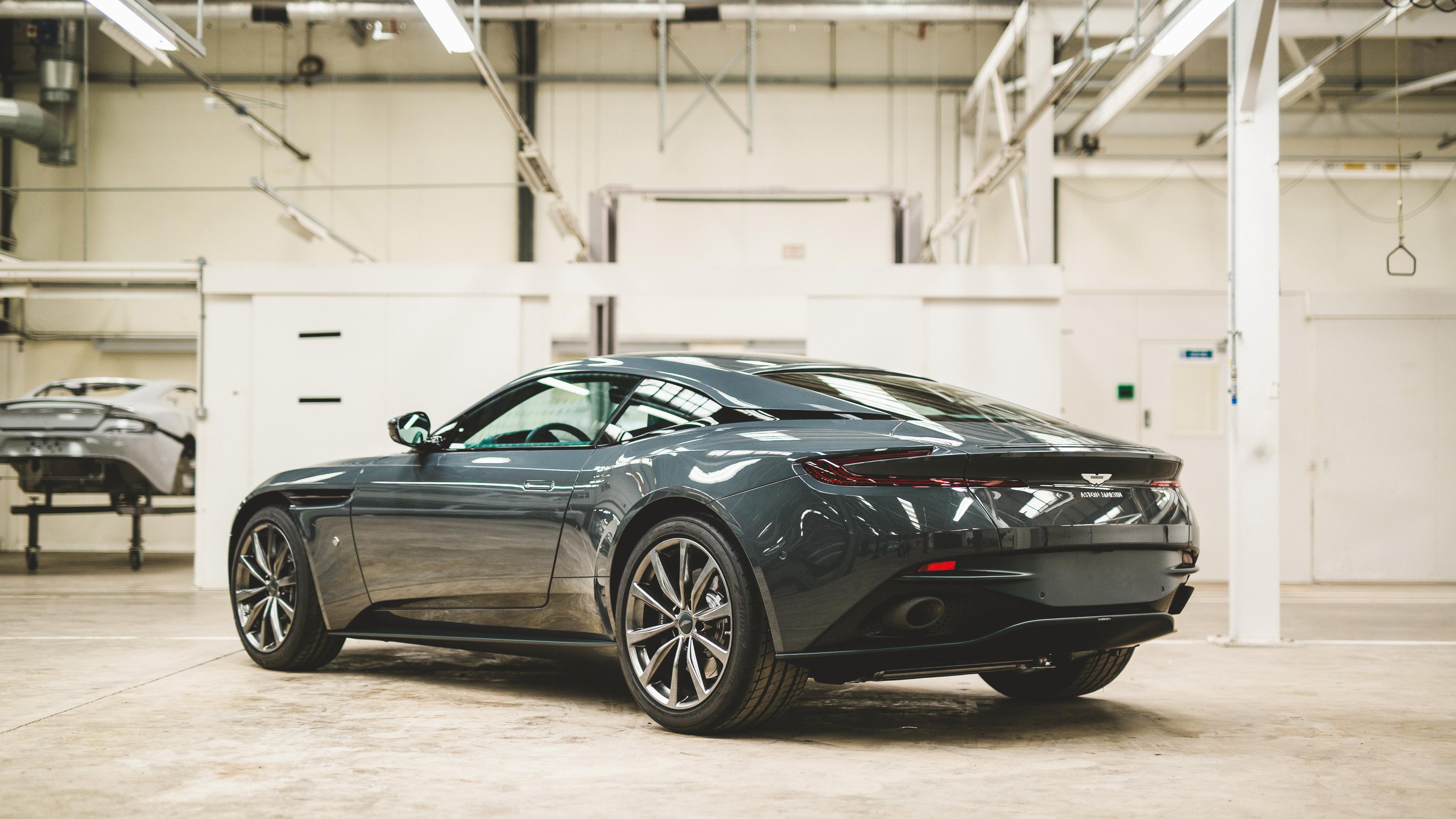 aston martin db11 v8 classic driver edition 2018 rear 1539112237 - Aston Martin DB11 V8 Classic Driver Edition 2018 Rear - hd-wallpapers, cars wallpapers, aston martin wallpapers, aston martin db11 wallpapers, 4k-wallpapers, 2018 cars wallpapers