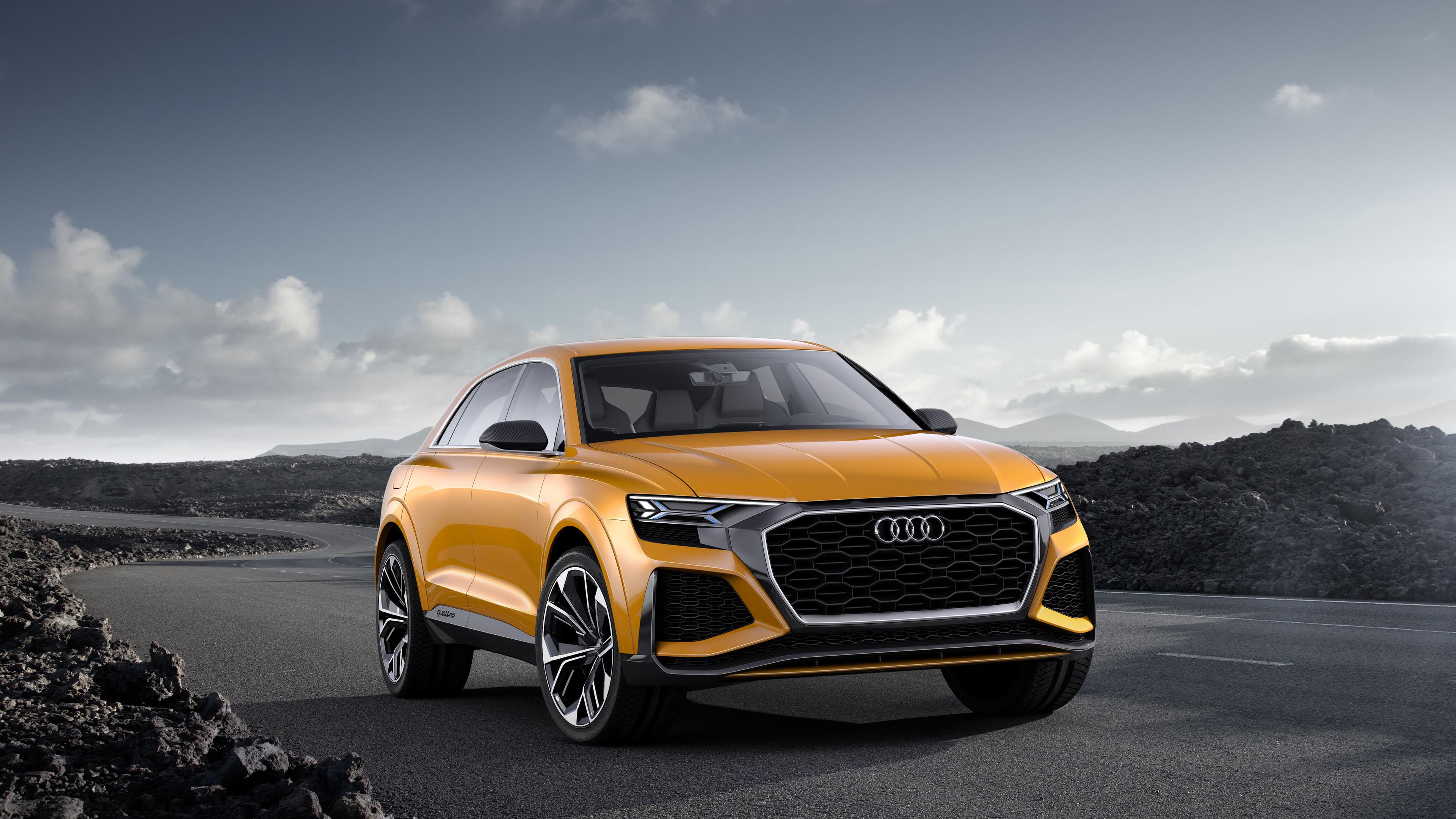 audi q8 sport concept 1539105151 - Audi Q8 Sport Concept - hd-wallpapers, concept cars wallpapers, cars wallpapers, audi wallpapers, audi q8 wallpapers, 4k-wallpapers, 2017 cars wallpapers