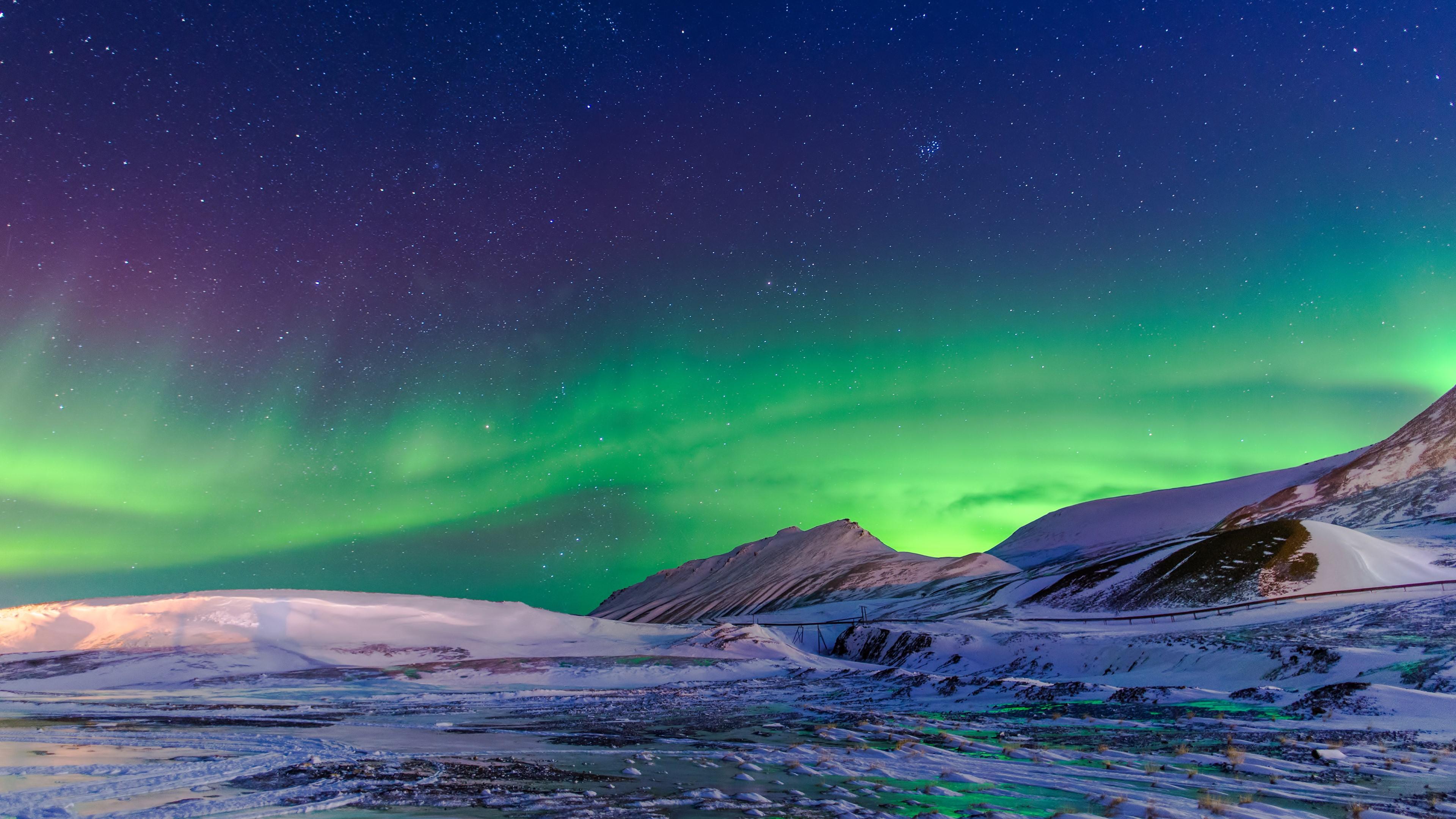 aurora borealis 4k 1540136343 - Aurora Borealis 4k - winter wallpapers, snow wallpapers, nature wallpapers, hd-wallpapers, aurora wallpapers, 4k-wallpapers