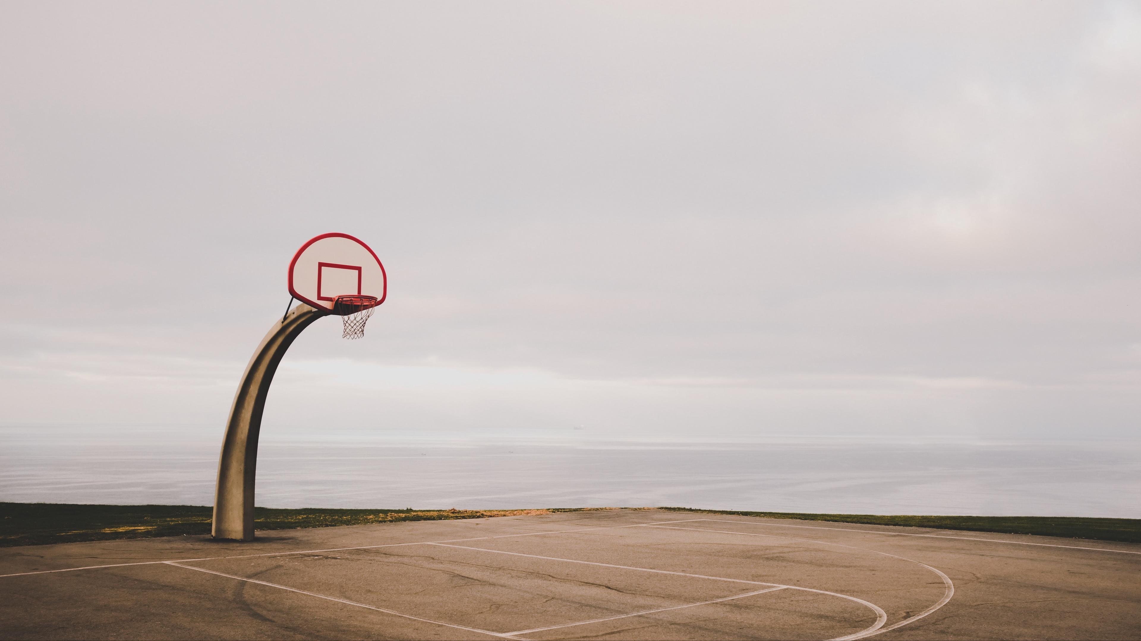basketball ring mesh 4k 1540062209 - basketball, ring, mesh 4k - Ring, mesh, Basketball