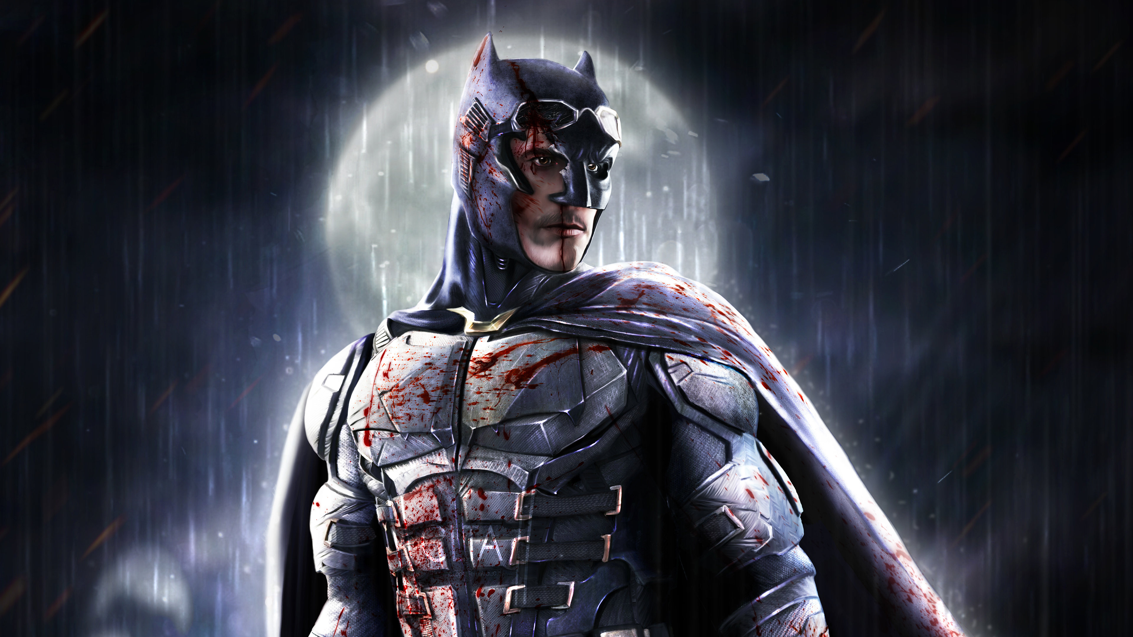 batman in the night 1538786568 - Batman In The Night - superheroes wallpapers, hd-wallpapers, digital art wallpapers, behance wallpapers, batman wallpapers, artwork wallpapers, artist wallpapers, 4k-wallpapers