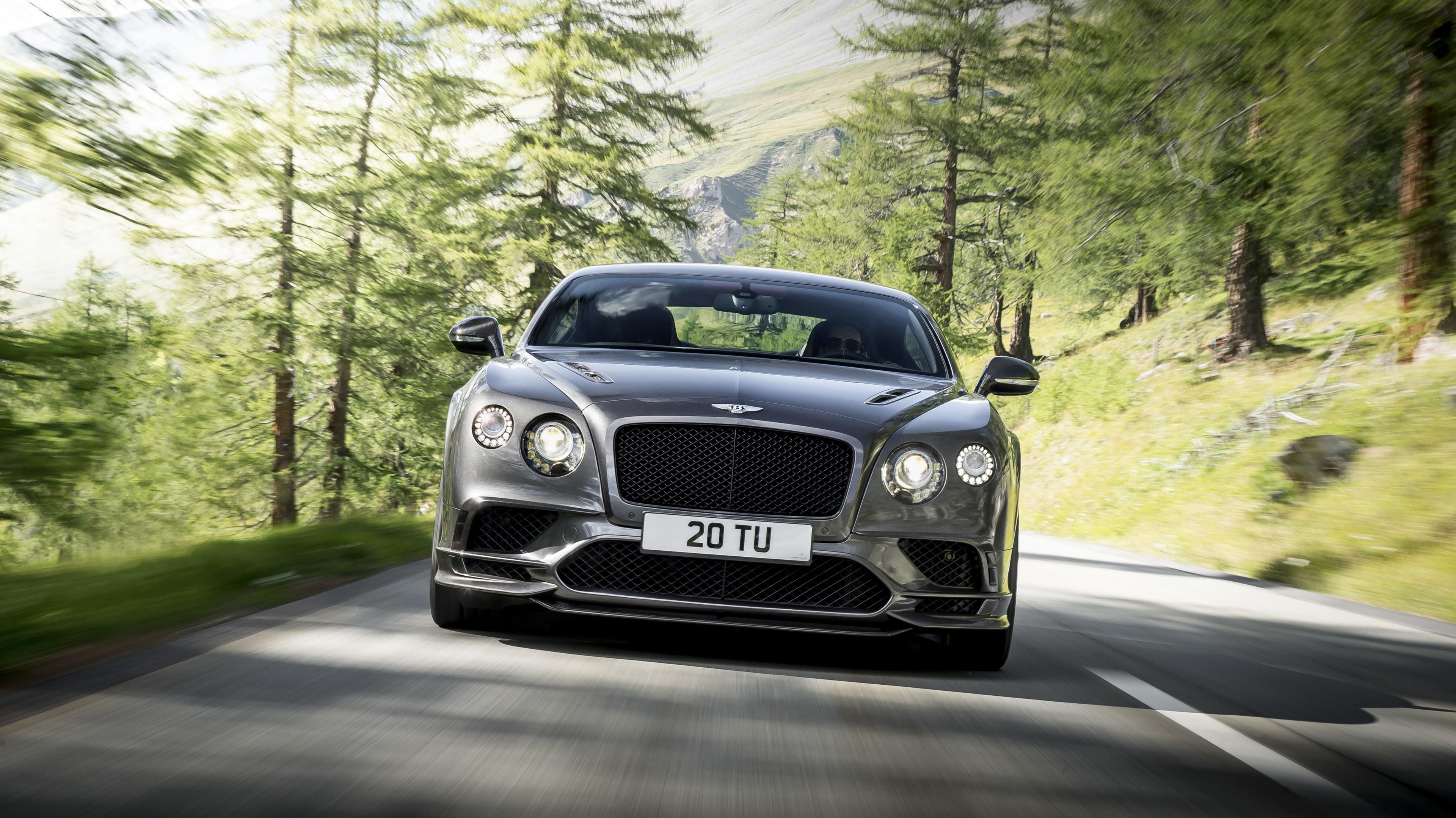 bentley continental gt supersport front 1539113102 - Bentley Continental GT Supersport Front - hd-wallpapers, cars wallpapers, bentley wallpapers, bentley continental gt wallpapers, 5k wallpapers, 4k-wallpapers, 2018 cars wallpapers