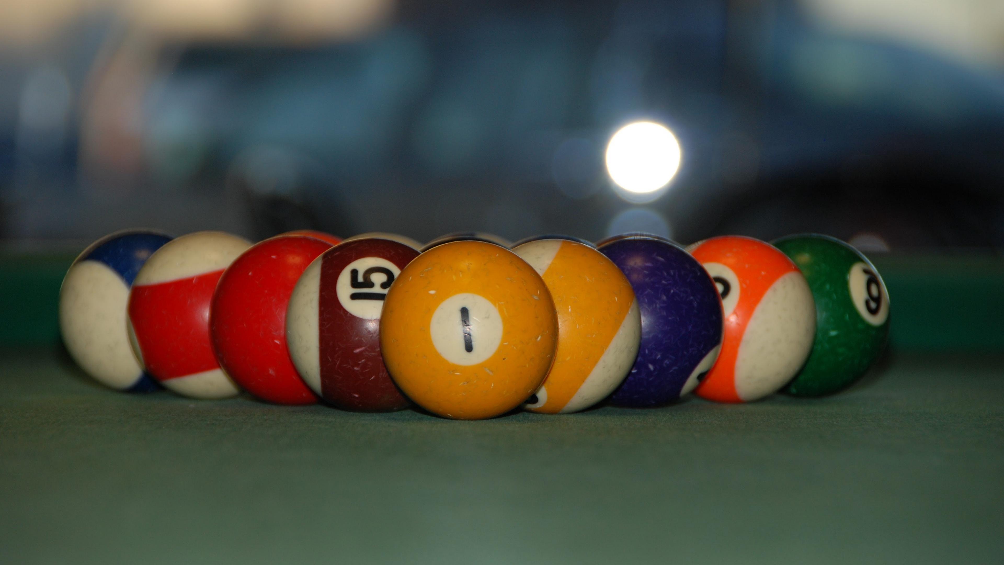 billiard balls cloth bowl 4k 1540062070 - billiard balls, cloth, bowl 4k - cloth, bowl, billiard balls