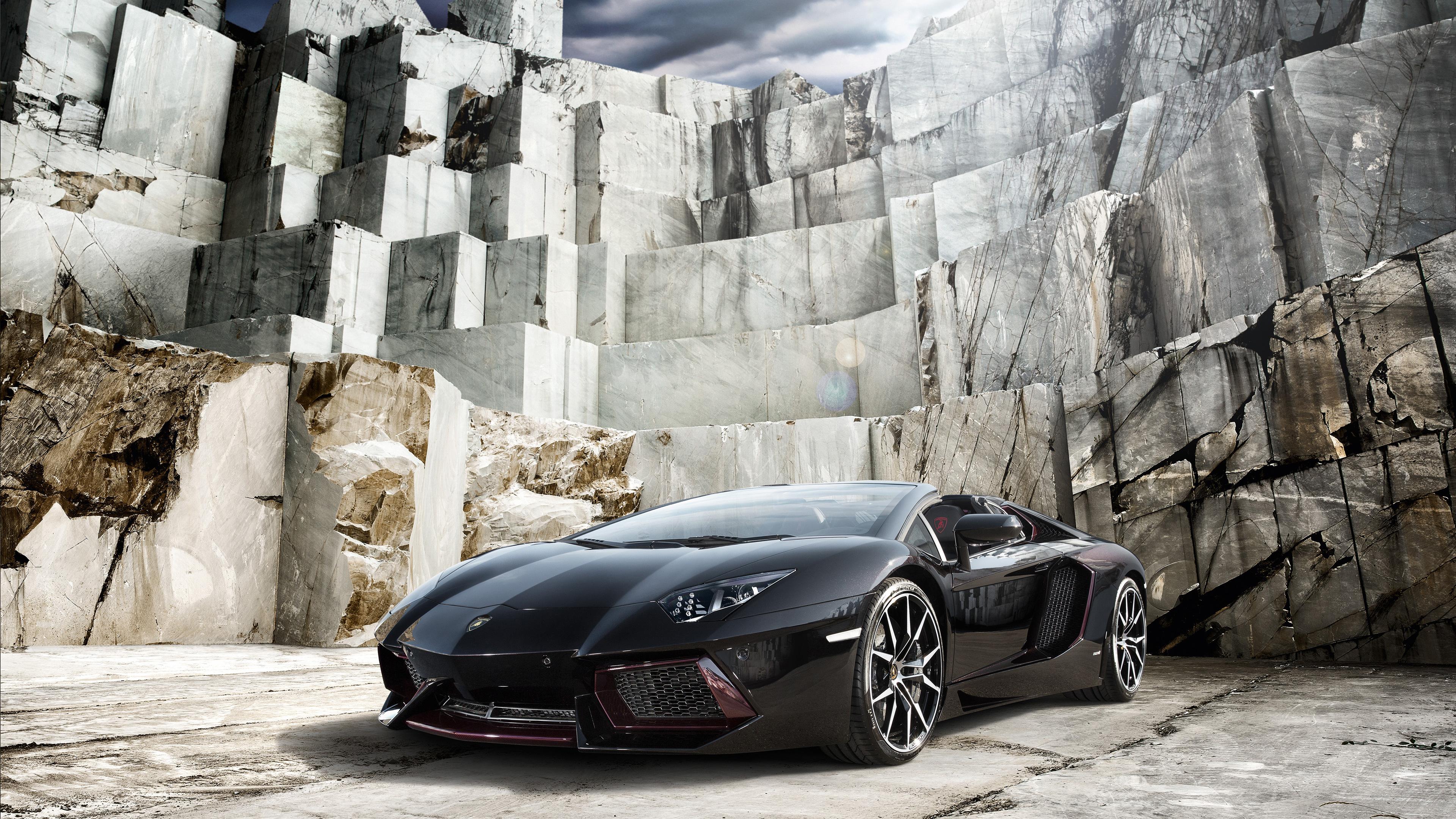 2048x2048 2018 Lamborghini Aventador Svj 4k Ipad Air Hd 4k: Black Lamborghini Aventador 4k Lamborghini Wallpapers