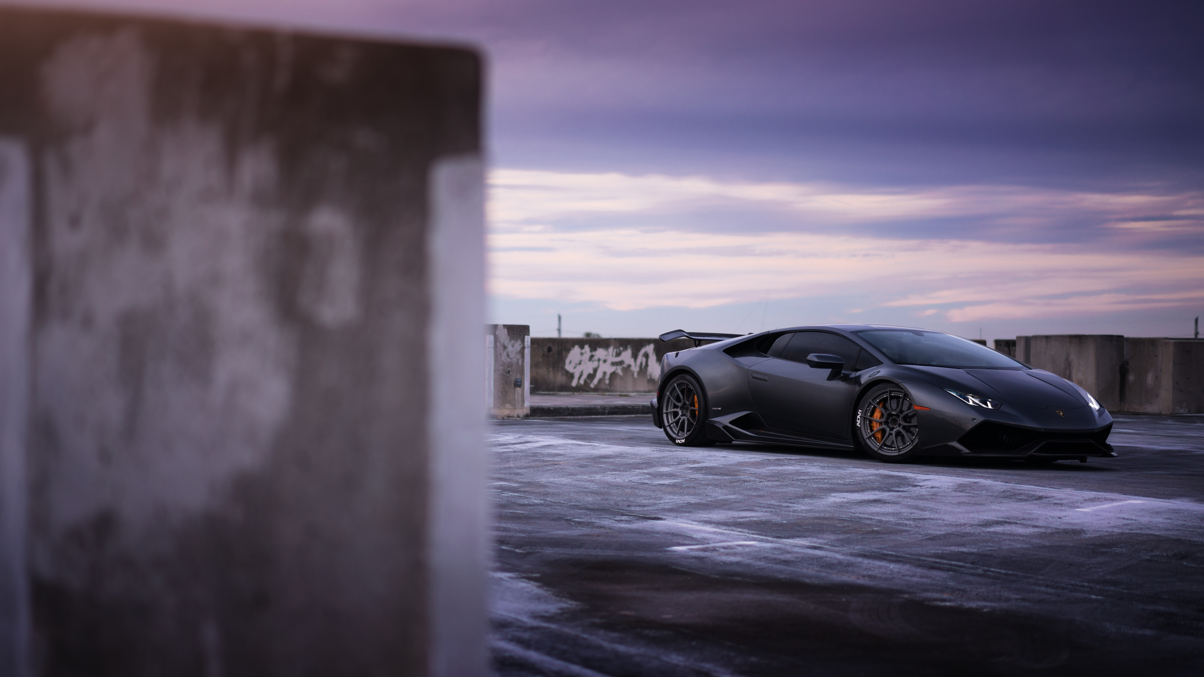 black lamborghini huracan 2018 1539111936 - Black Lamborghini Huracan 2018 - lamborghini wallpapers, lamborghini huracan wallpapers, hd-wallpapers, cars wallpapers, 8k wallpapers, 5k wallpapers, 4k-wallpapers