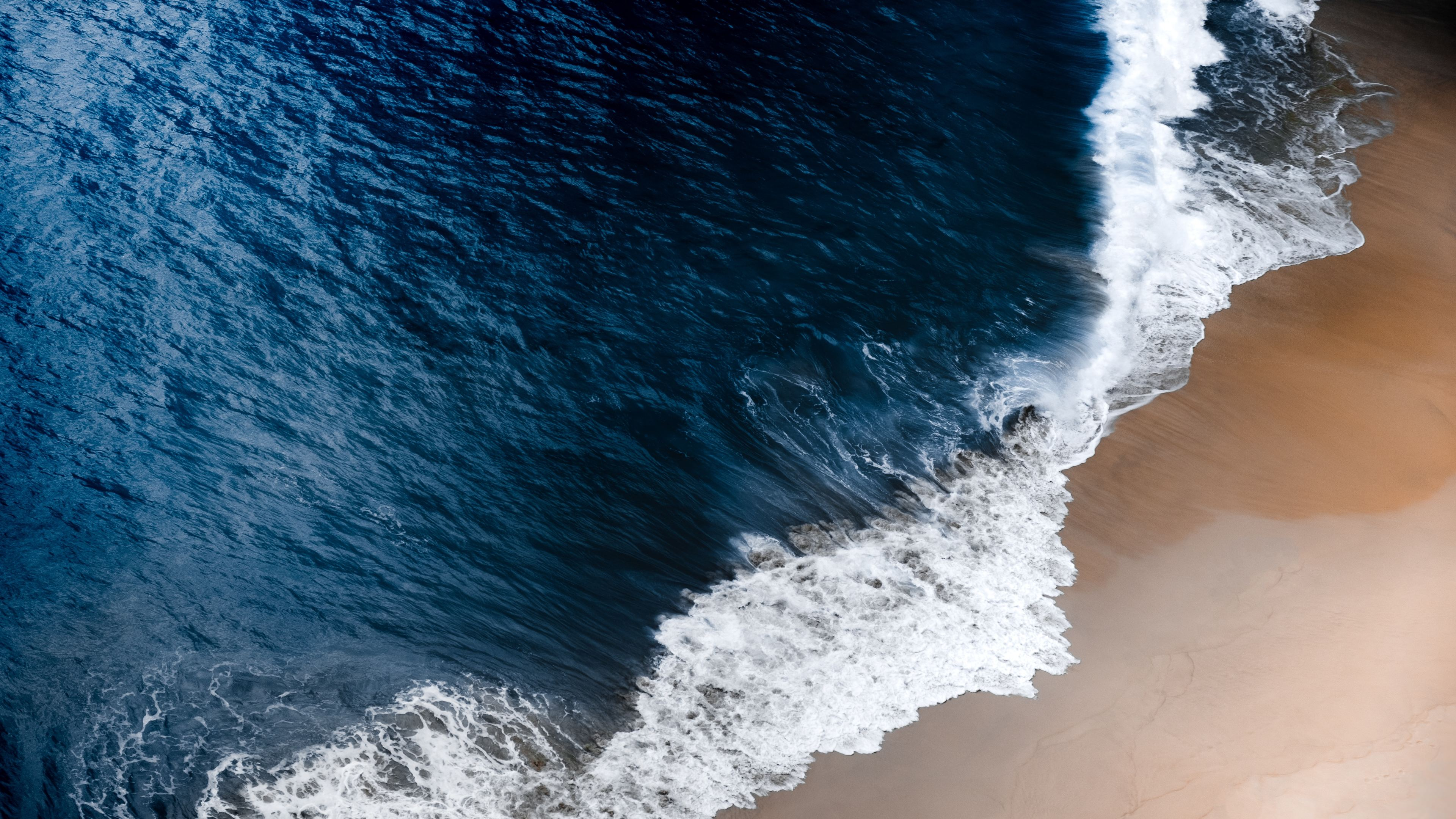 Wallpaper 4k Blue Ocean Waves 4k 4k Wallpapers 5k Wallpapers Hd Wallpapers Nature Wallpapers Ocean Wallpapers Waves Wallpapers