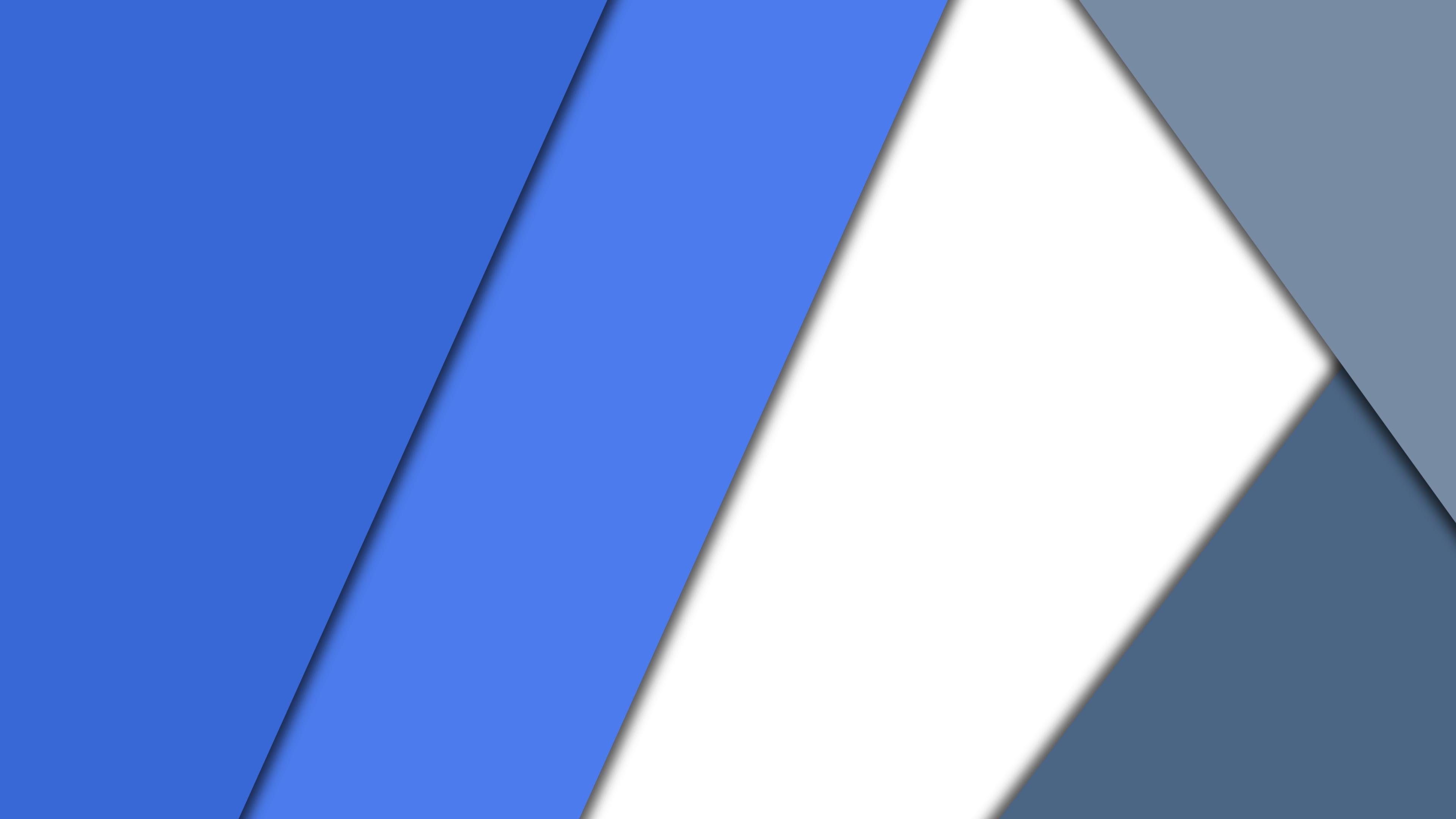 blue white material design 4k 1539371408 - Blue White Material Design 4k - material wallpapers, hd-wallpapers, design wallpapers, abstract wallpapers, 4k-wallpapers