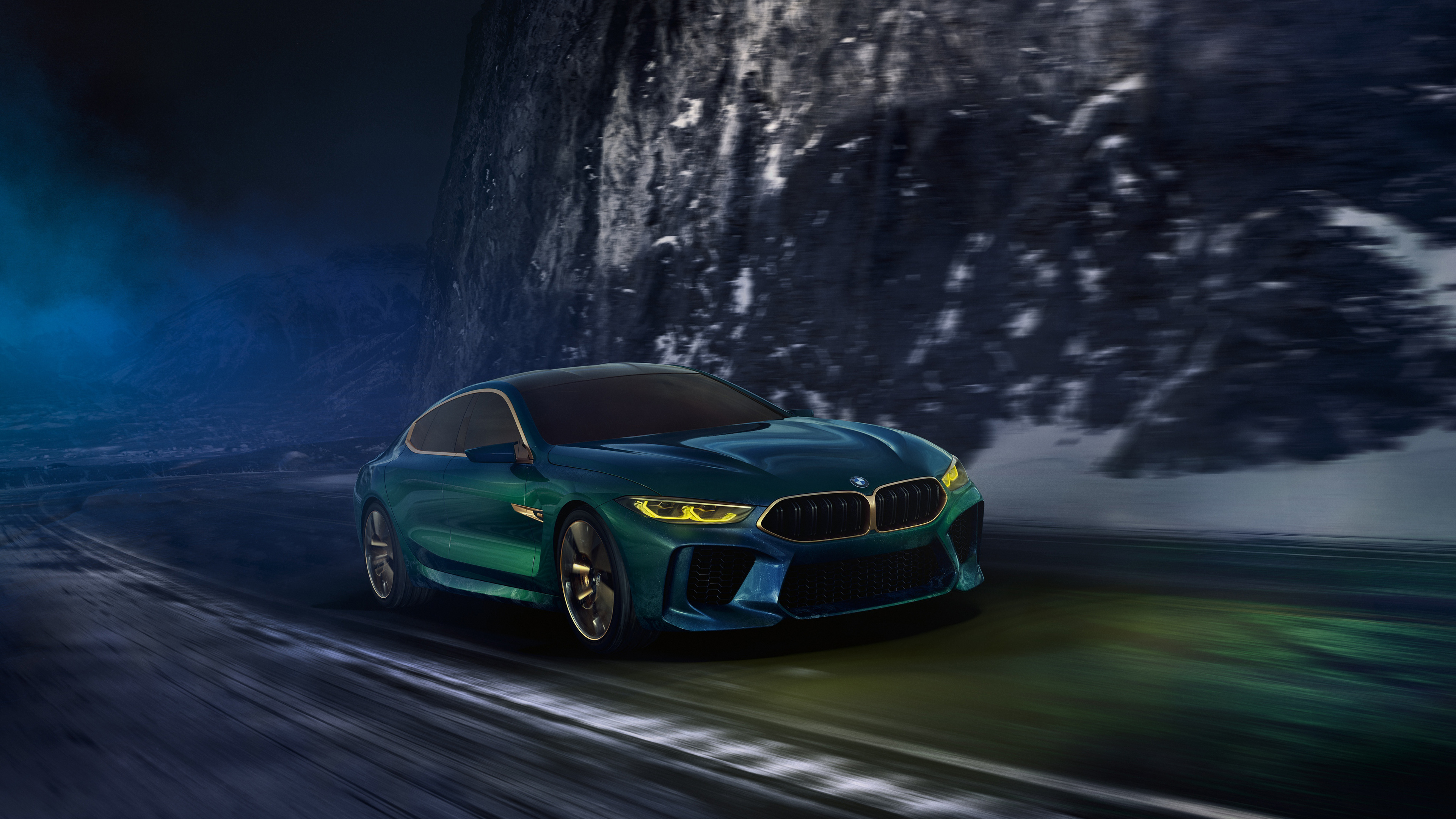 bmw concept m8 gran coupe front view 4k 1539110200 - Bmw Concept M8 Gran Coupe Front View 4k - hd-wallpapers, concept cars wallpapers, cars wallpapers, bmw wallpapers, bmw concept m8 gran coupe wallpapers, 4k-wallpapers, 2018 cars wallpapers