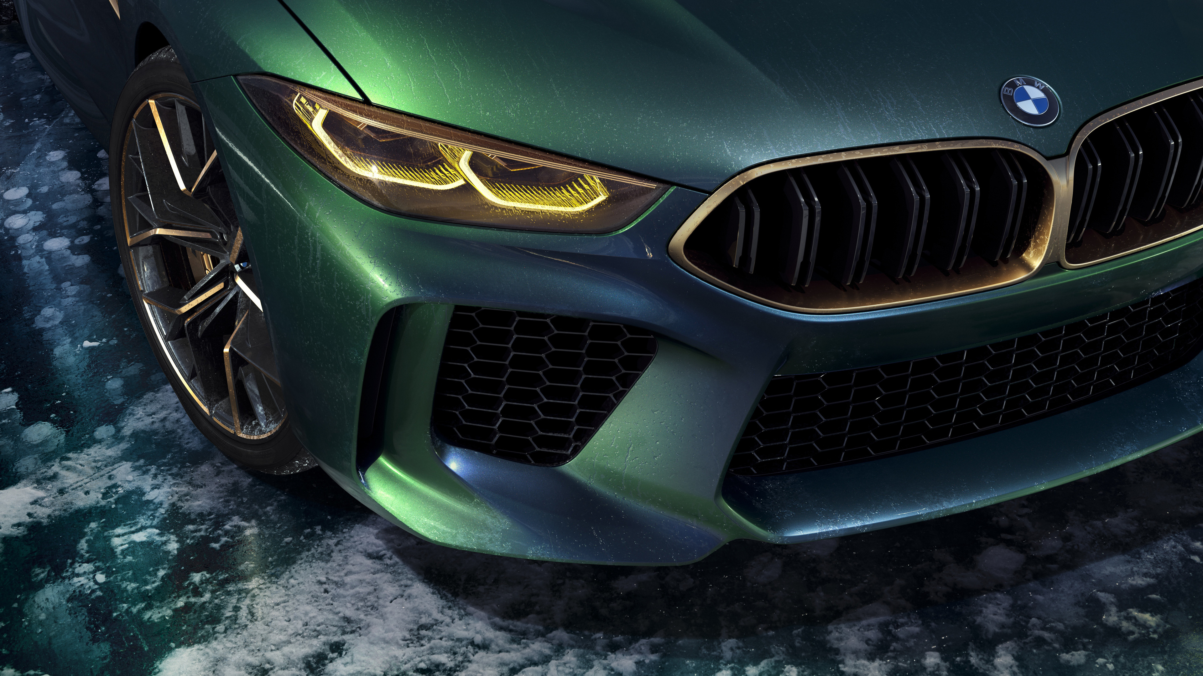 bmw concept m8 gran coupe headlights 1539110232 - Bmw Concept M8 Gran Coupe Headlights - hd-wallpapers, concept cars wallpapers, cars wallpapers, bmw wallpapers, bmw concept m8 gran coupe wallpapers, 4k-wallpapers, 2018 cars wallpapers