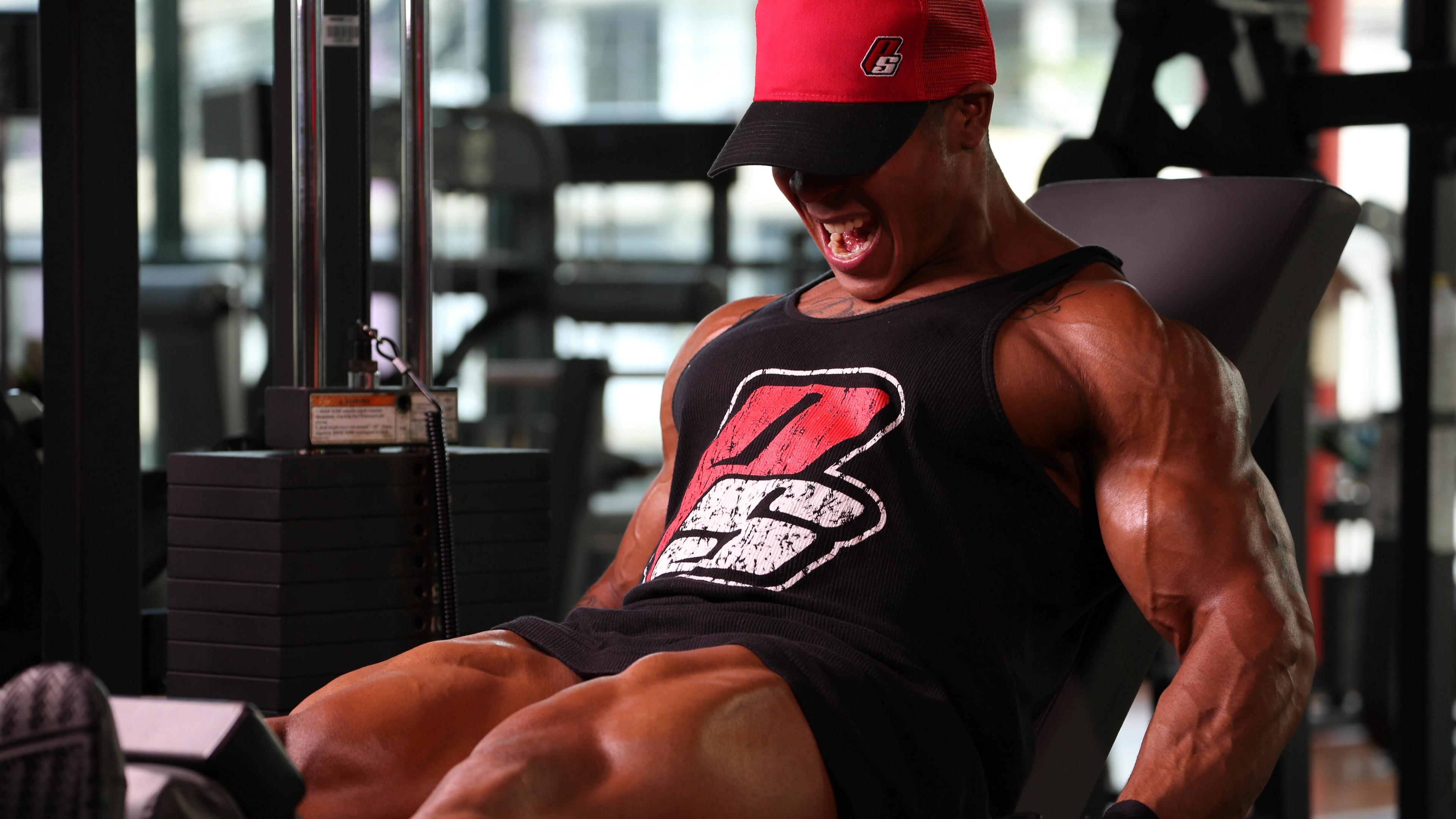 bodybuilding athlete exercise 4k 1540063184 - bodybuilding, athlete, exercise 4k - Exercise, bodybuilding, Athlete