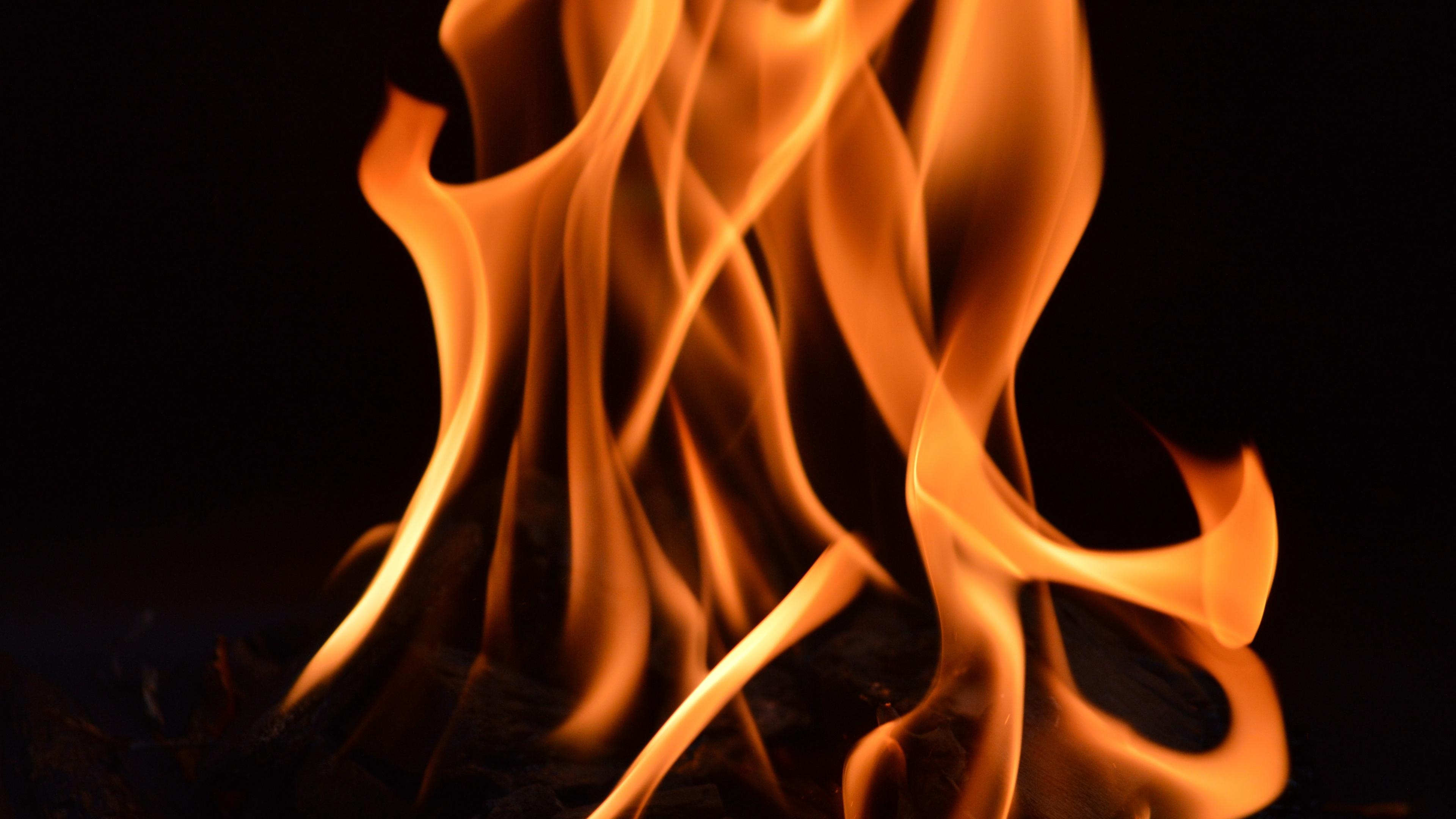 bonfire flame fire 4k 1539369733 - bonfire, flame, fire 4k - flame, Fire, bonfire