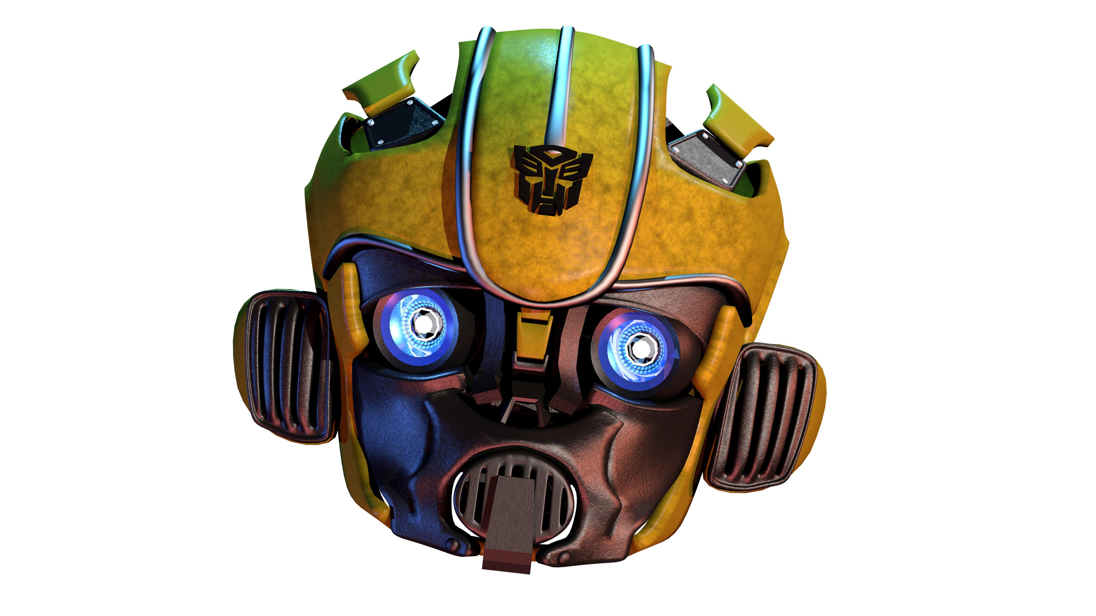bumblebee closeup 4k 1539979681 - Bumblebee Closeup 4k - movies wallpapers, hd-wallpapers, bumblebee wallpapers, 4k-wallpapers, 2018-movies-wallpapers